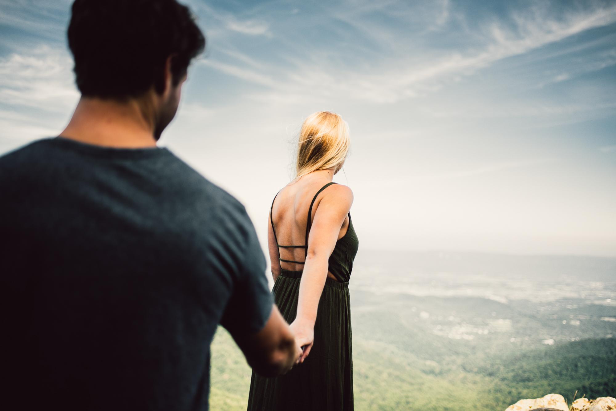 Jp and Kelsey - Shenandoah National Park - Couple Portraits - Adventure Session_41.JPG