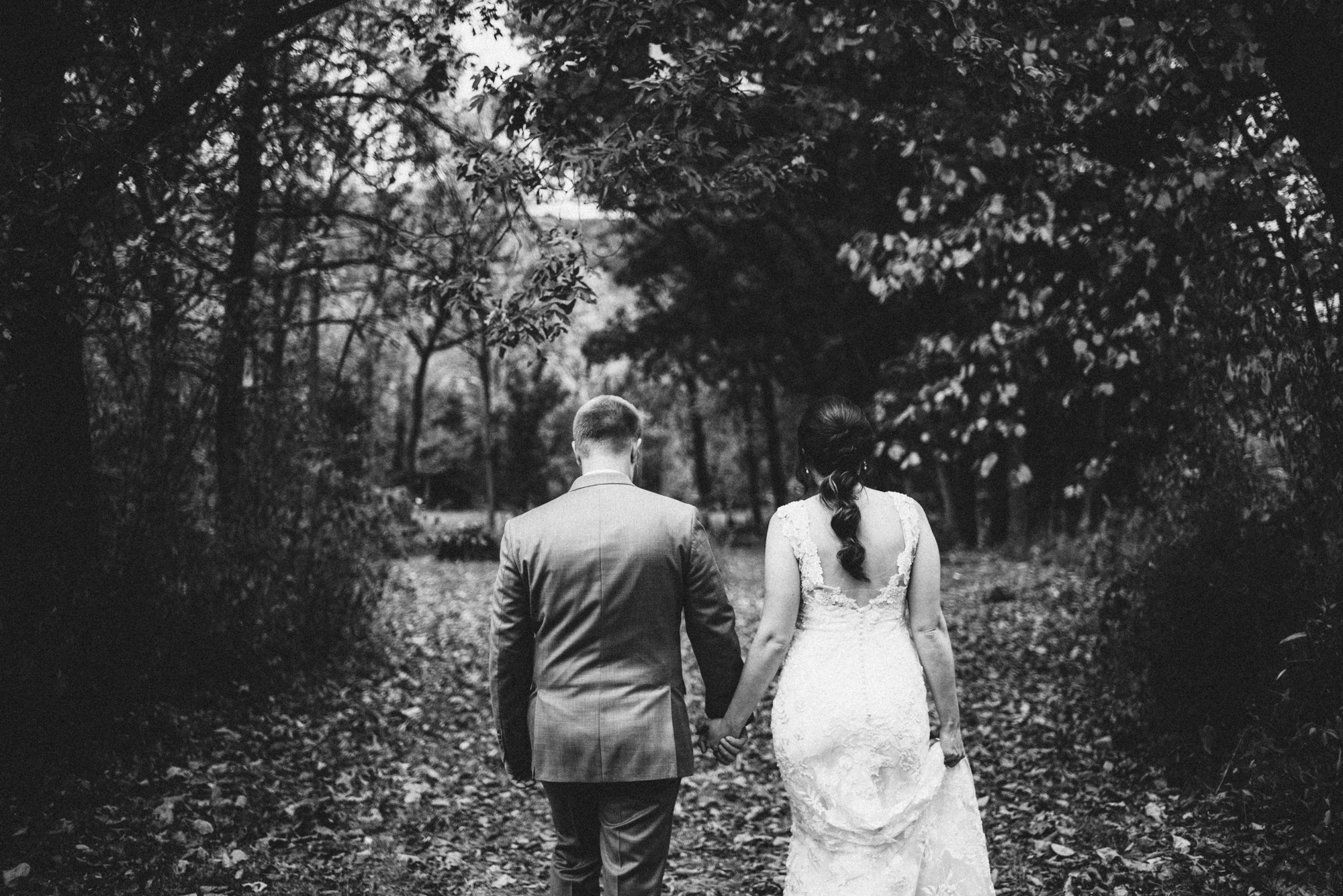 Mandi and Jordan Intimate Backyard River Wedding Luray Virginia Shenandoah_7.JPG