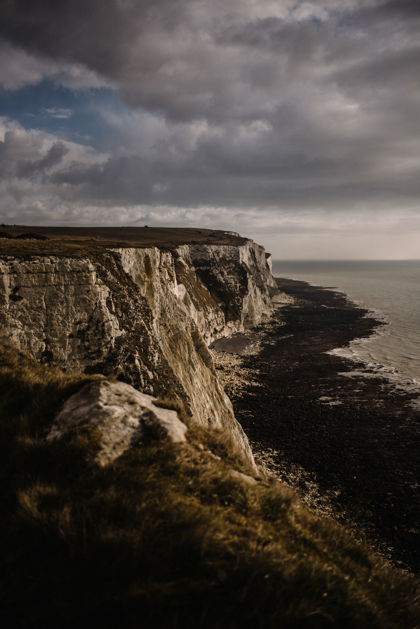 Jade and Dean White Cliffs of Dover Couple Session_5.JPG