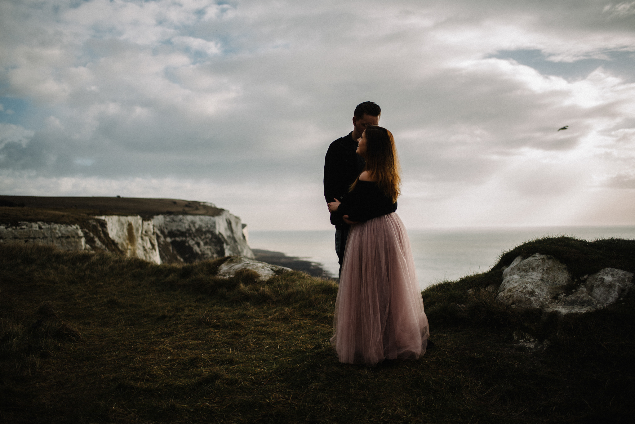Jade and Dean White Cliffs of Dover Couple Session_13.JPG