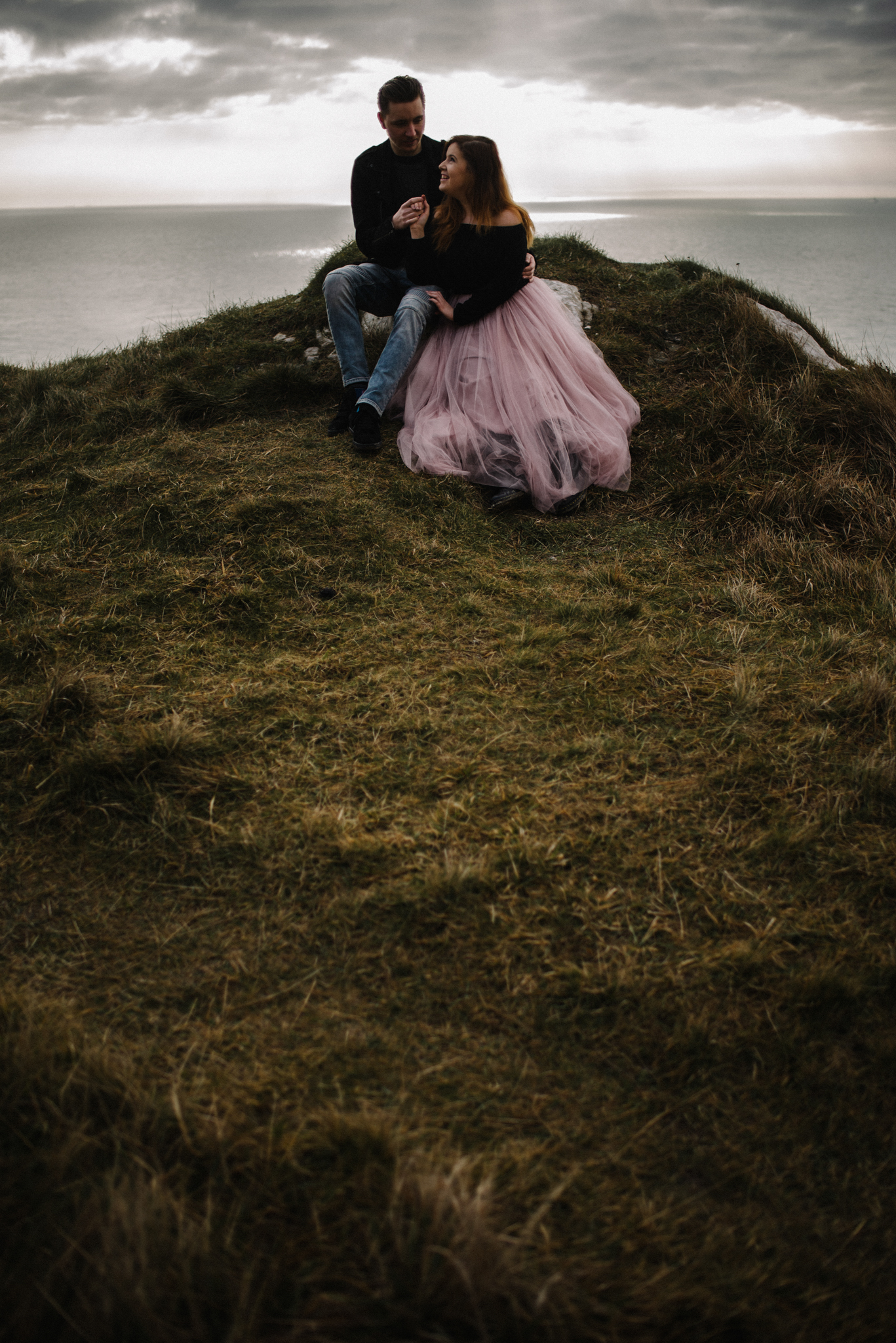 Jade and Dean White Cliffs of Dover Couple Session_18.JPG