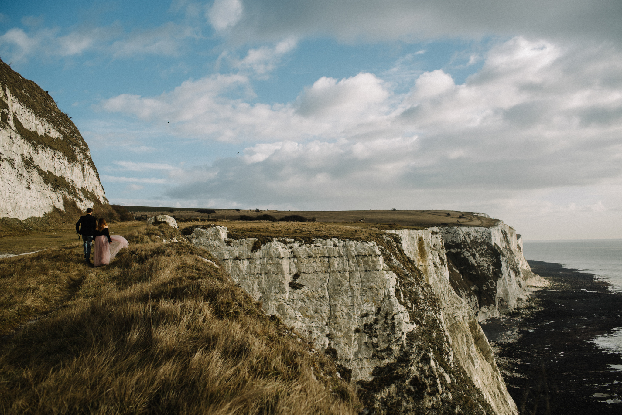 Jade and Dean White Cliffs of Dover Couple Session_19.JPG