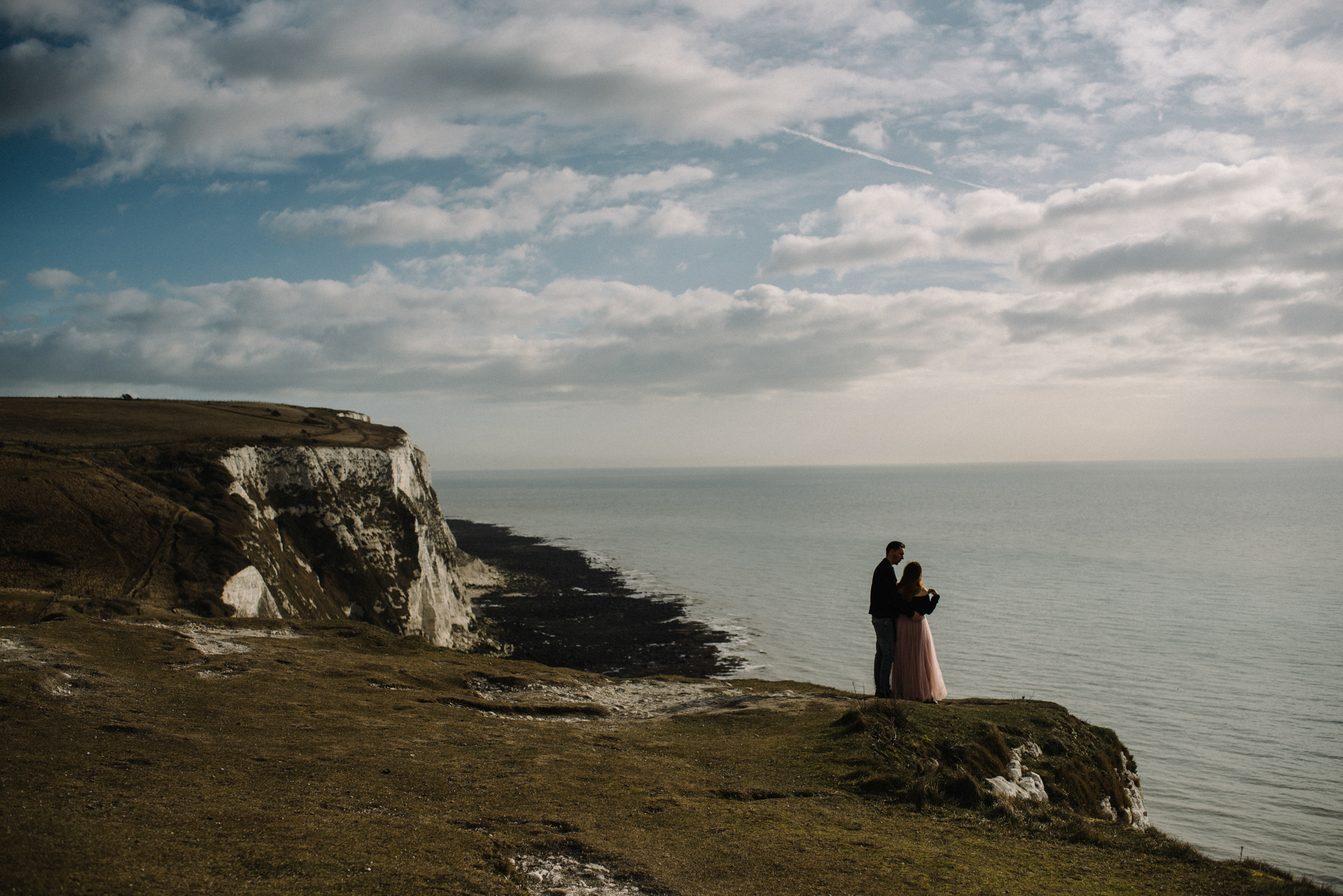 Jade and Dean White Cliffs of Dover Couple Session_22.JPG