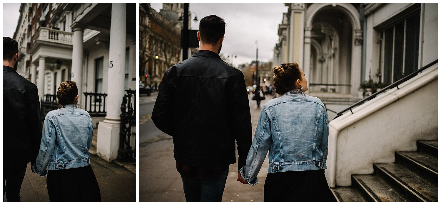 Grace and Jack London Natural History Museum Couple Portrait Session England_50.jpg