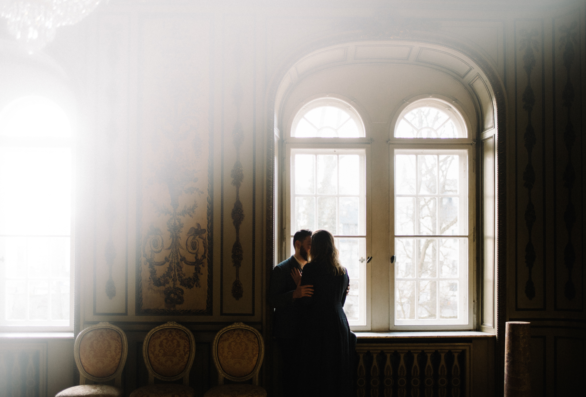 Ronja and Victor Intimate Castle Couple Portrait Session Germany Muse and Mirror_10.JPG