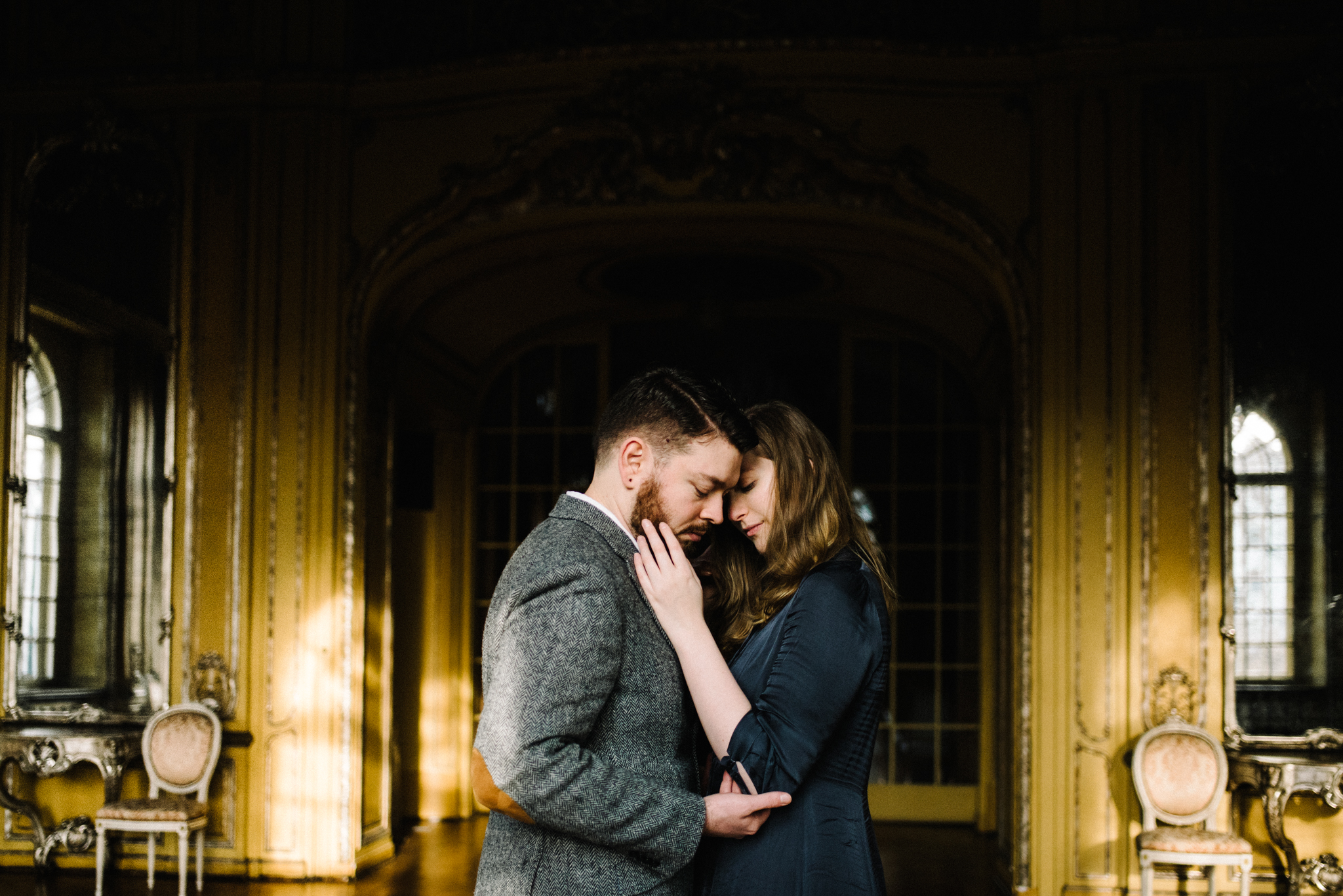 Ronja and Victor Intimate Castle Couple Portrait Session Germany Muse and Mirror.JPG