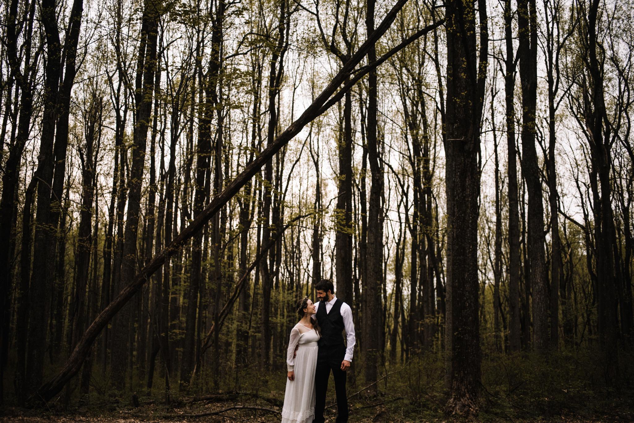 Lisa and Stuart - Post Wedding Couple Portraits - White Sails Creative - Blue Ridge Mountains - Sunrise Shenandoah National Park_31.JPG