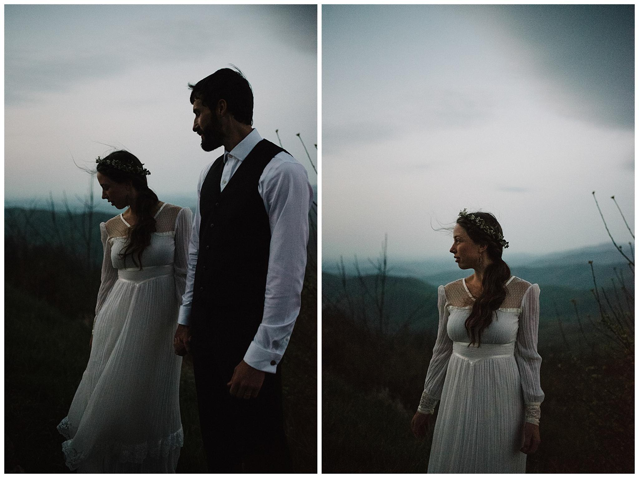 Lisa and Stuart - Post Wedding Couple Portraits - White Sails Creative - Blue Ridge Mountains - Sunrise Shenandoah National Park_53.JPG