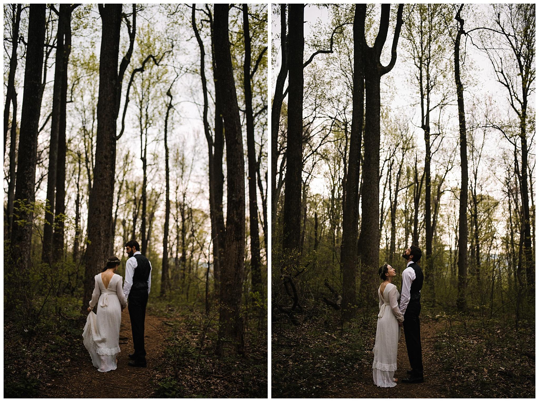 Lisa and Stuart - Post Wedding Couple Portraits - White Sails Creative - Blue Ridge Mountains - Sunrise Shenandoah National Park_54.JPG