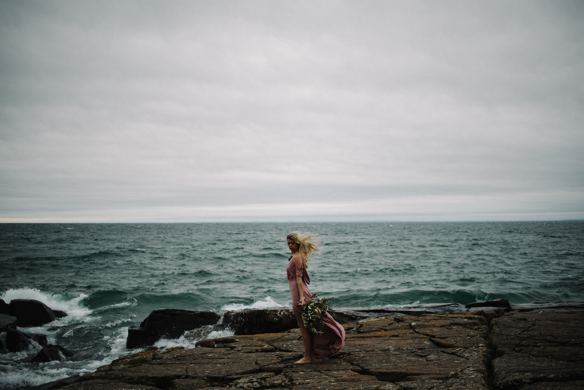 Madeira Creative - Clare Kolars - Emilee Bridal Portraits - White Sails Photography - North Shore - Lake Superior_71.JPG