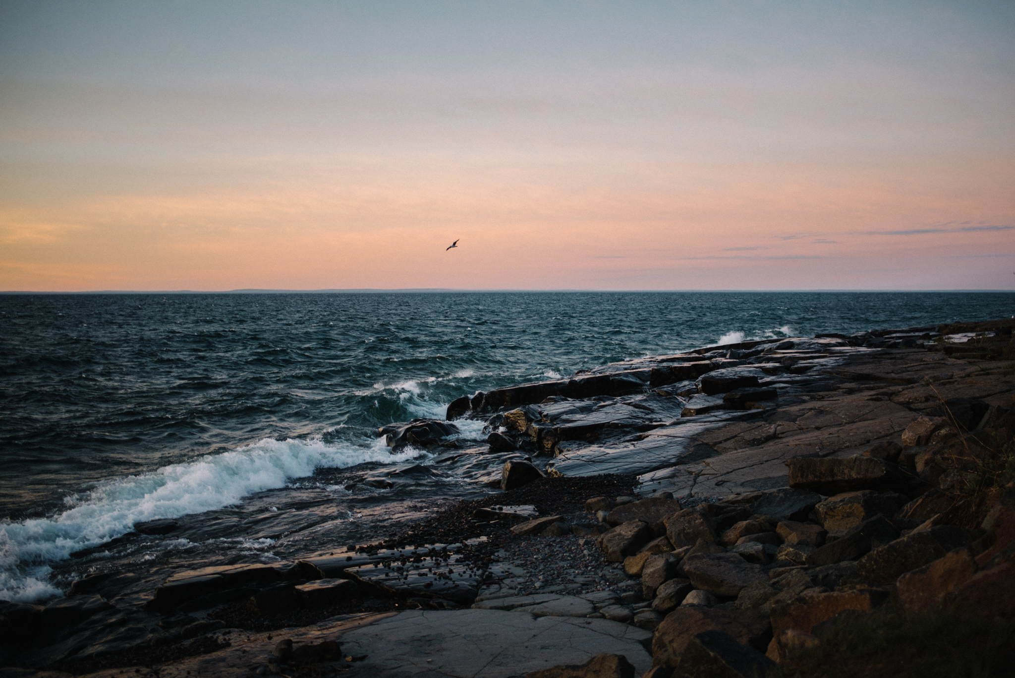 Madeira Creative - Clare Kolars - Emilee Bridal Portraits - White Sails Photography - North Shore - Lake Superior.JPG