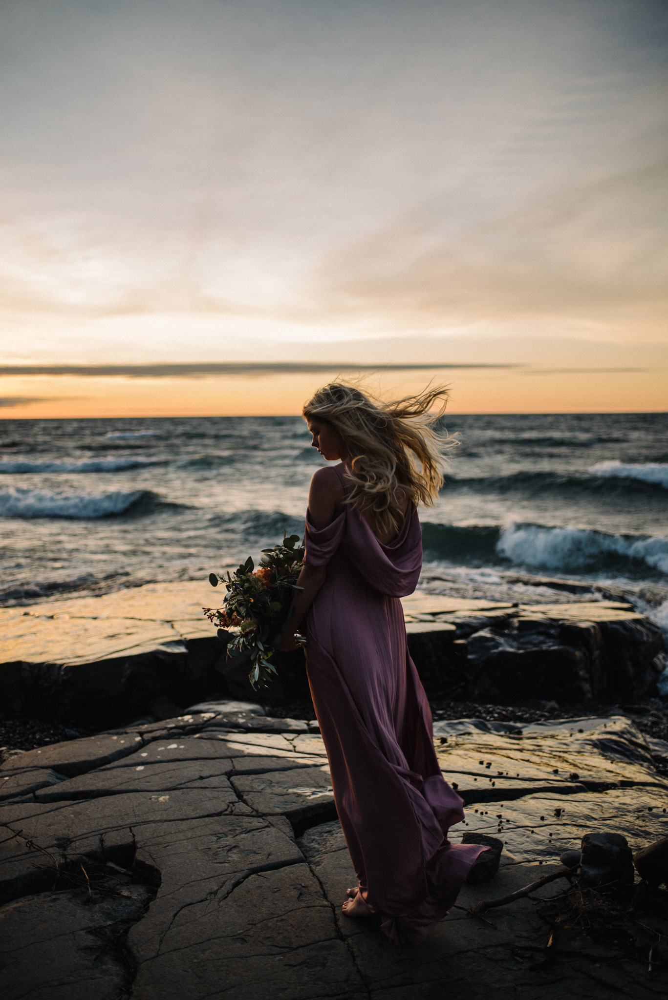 Madeira Creative - Clare Kolars - Emilee Bridal Portraits - White Sails Photography - North Shore - Lake Superior_7.JPG