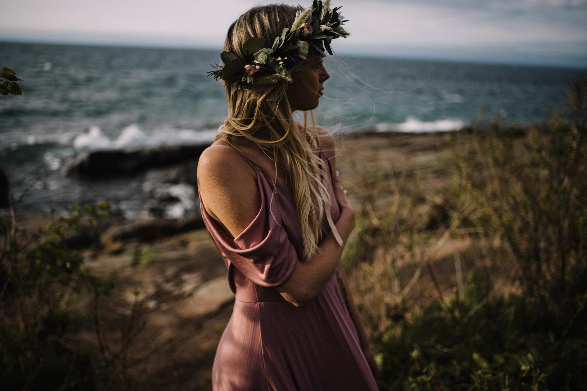 Madeira Creative - Clare Kolars - Emilee Bridal Portraits - White Sails Photography - North Shore - Lake Superior_81.JPG