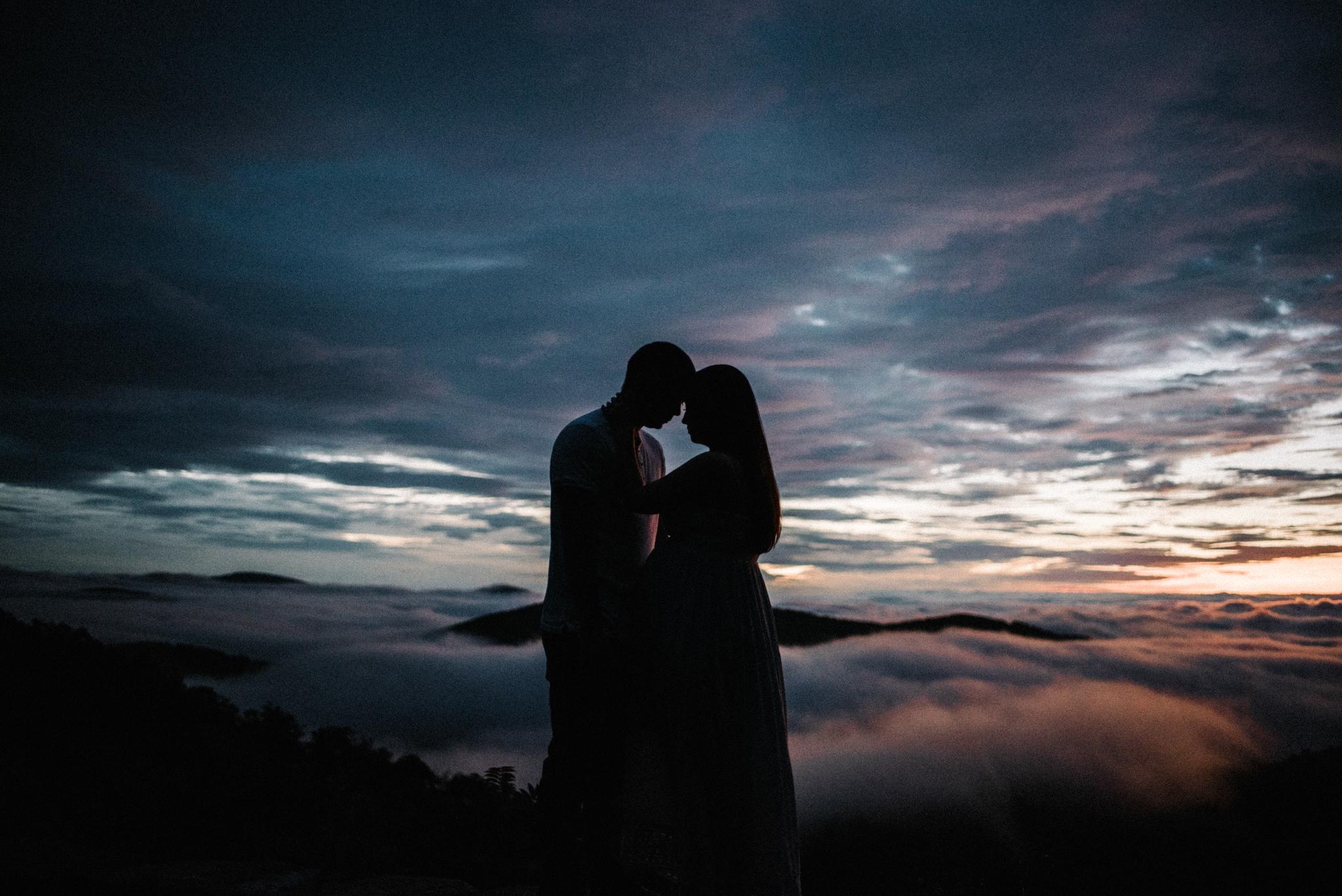 Mandy Spencer Maternity Sunrise Session Shenandoah National Park - White Sails Photography Creative.JPG