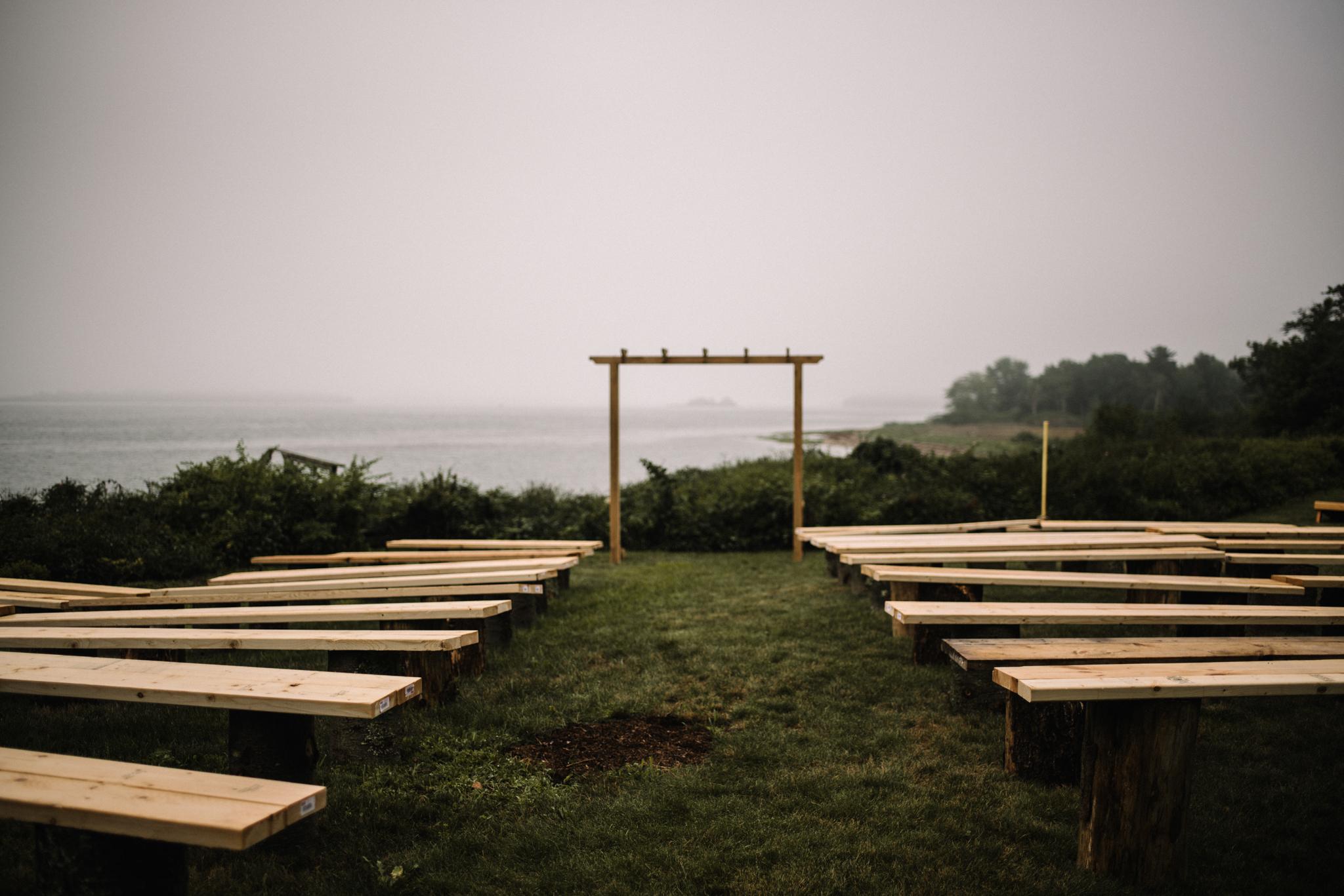 Damian and Jesse Chebeague Island Maine Backyard Destination Beach Wedding White Sails Creative_63.JPG