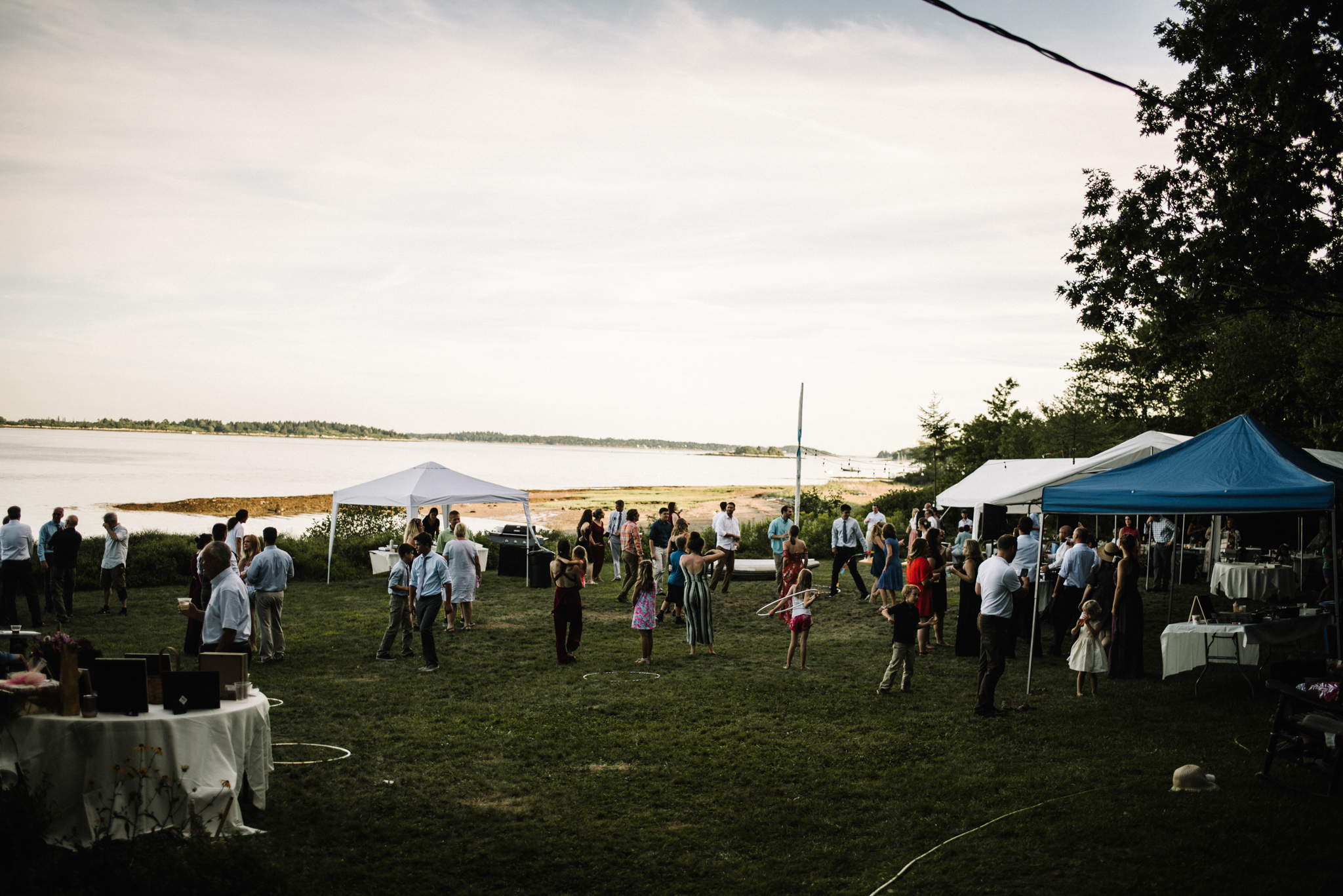 Damian and Jesse Chebeague Island Maine Backyard Destination Beach Wedding White Sails Creative_21.JPG