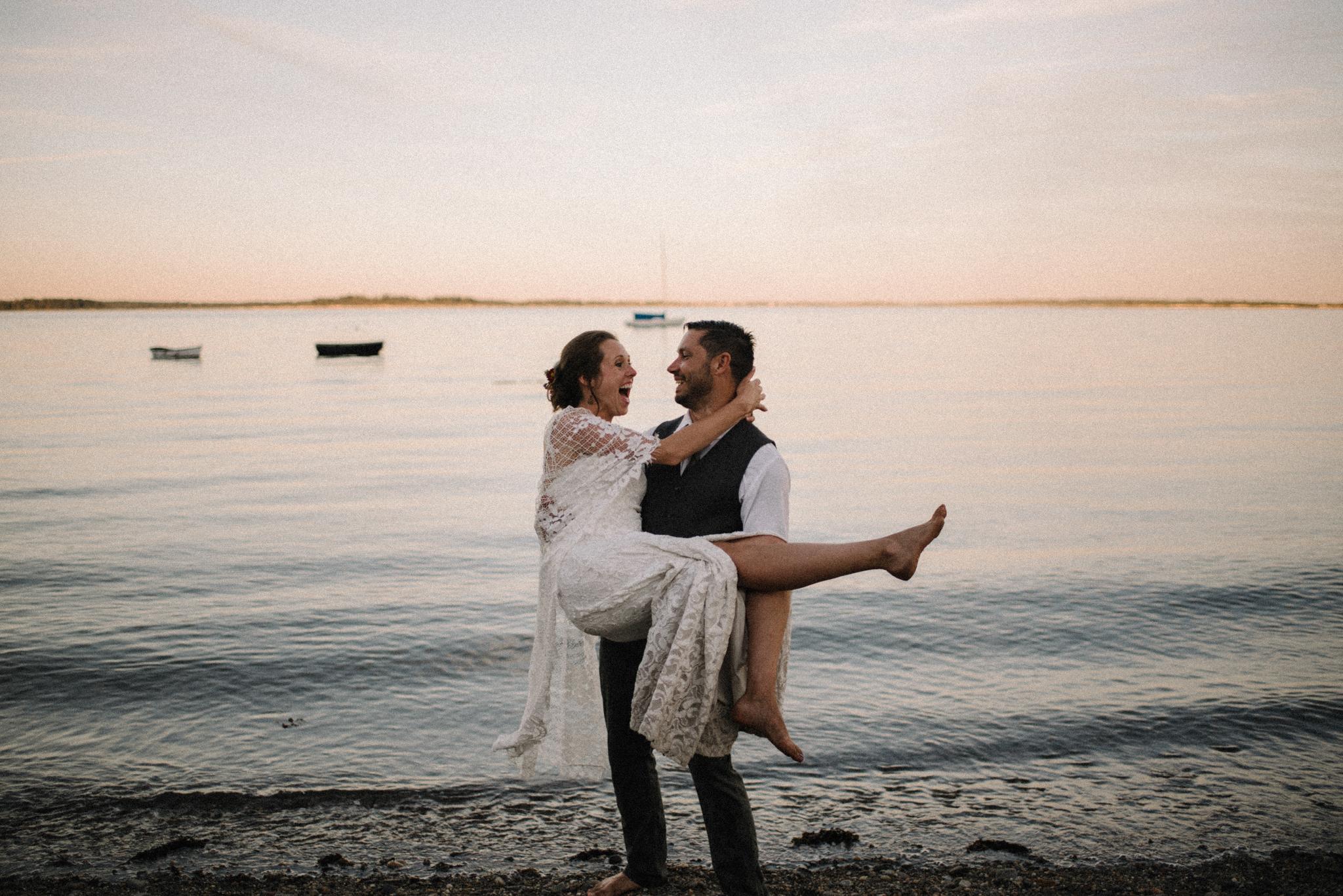 Damian and Jesse Chebeague Island Maine Backyard Destination Beach Wedding White Sails Creative_24.JPG