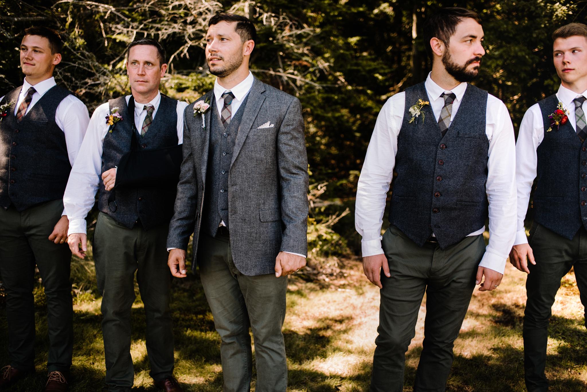 Damian and Jesse Chebeague Island Maine Backyard Destination Beach Wedding White Sails Creative_110.JPG