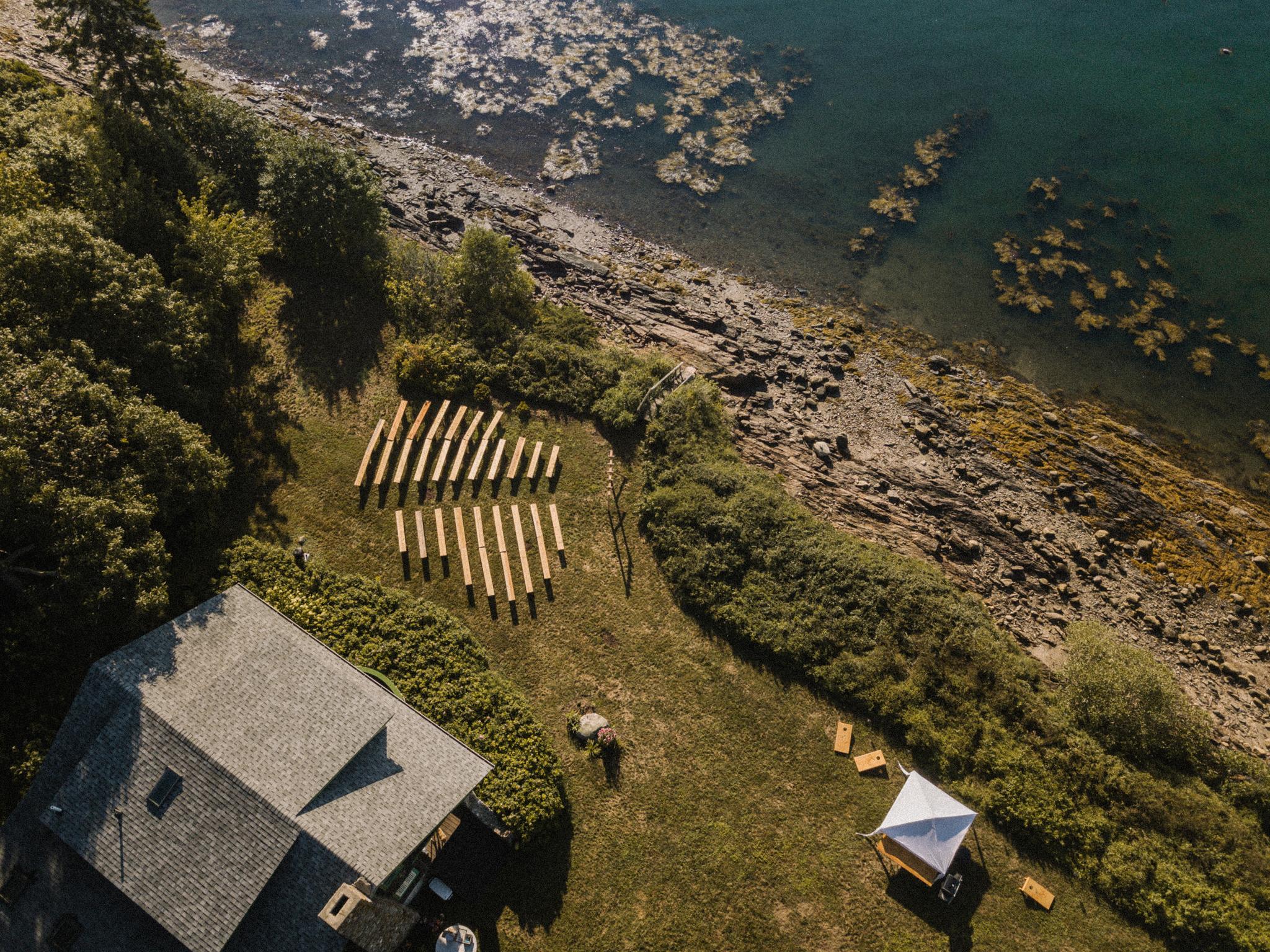 Damian and Jesse Chebeague Island Maine Backyard Destination Beach Wedding White Sails Creative_118.JPG