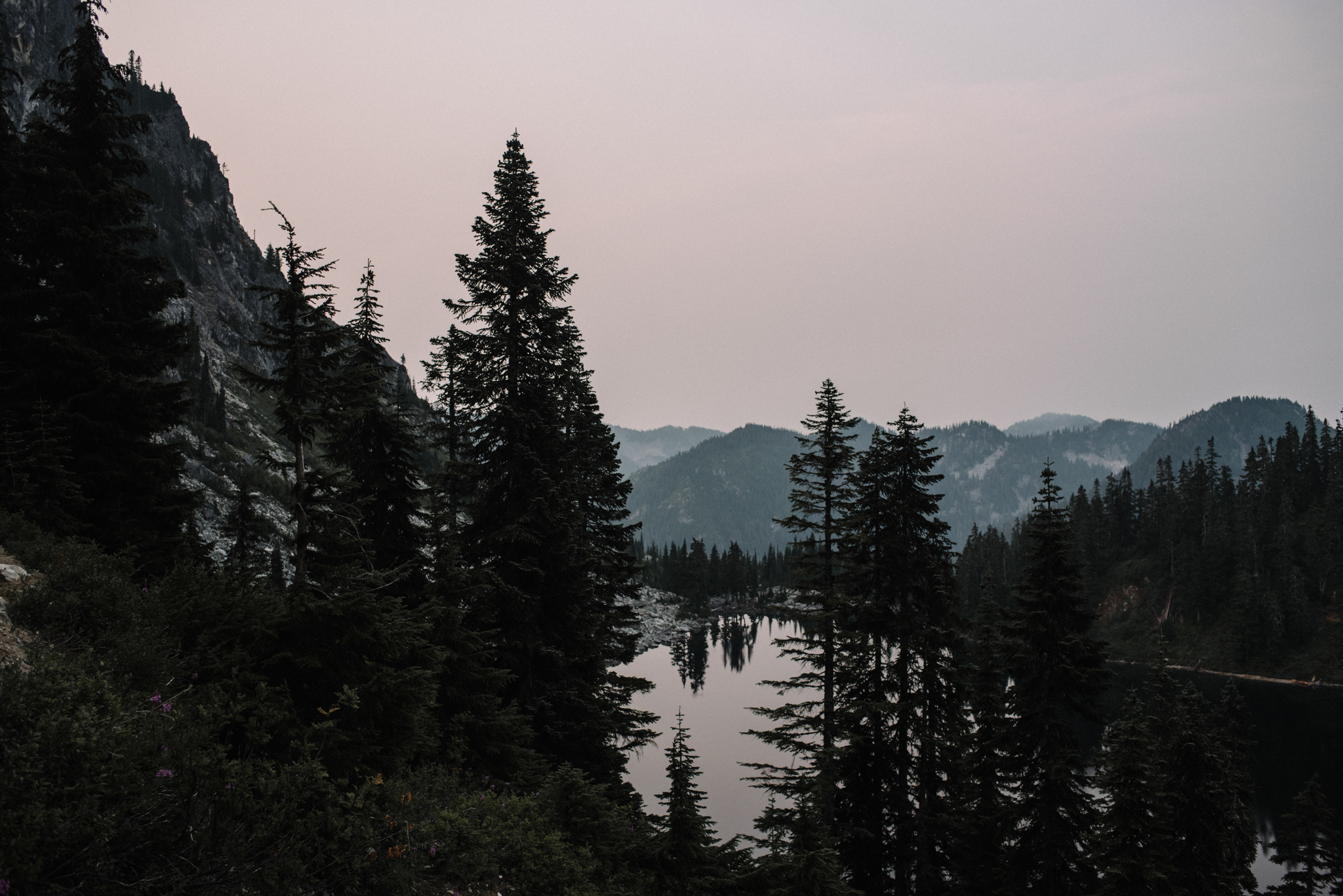 Megan and Andrew Lake Valhalla Washington PNW Adventure Elopement White Sails Creative Sunrise Hike_42.JPG