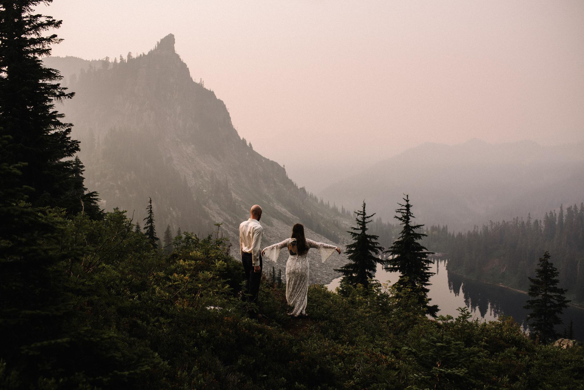 Megan and Andrew Lake Valhalla Washington PNW Adventure Elopement White Sails Creative Sunrise Hike_110.JPG