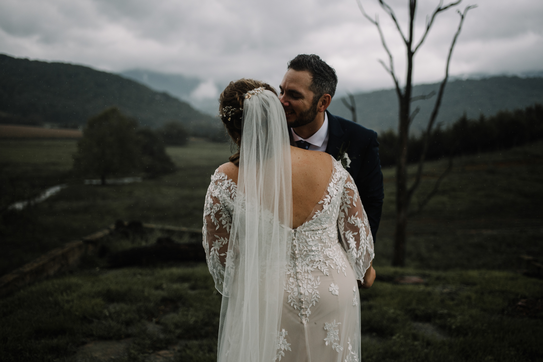 Jordan and Danielle - Shenandoah Woods Luray Virginia Wedding - Foggy Mountain and Forest Wedding - White Sails Creative Photography_86.JPG