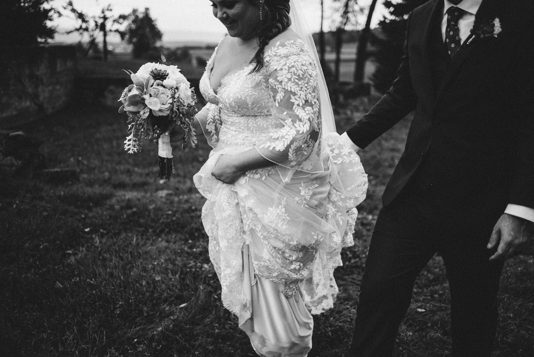 Jordan and Danielle - Shenandoah Woods Luray Virginia Wedding - Foggy Mountain and Forest Wedding - White Sails Creative Photography_91.JPG