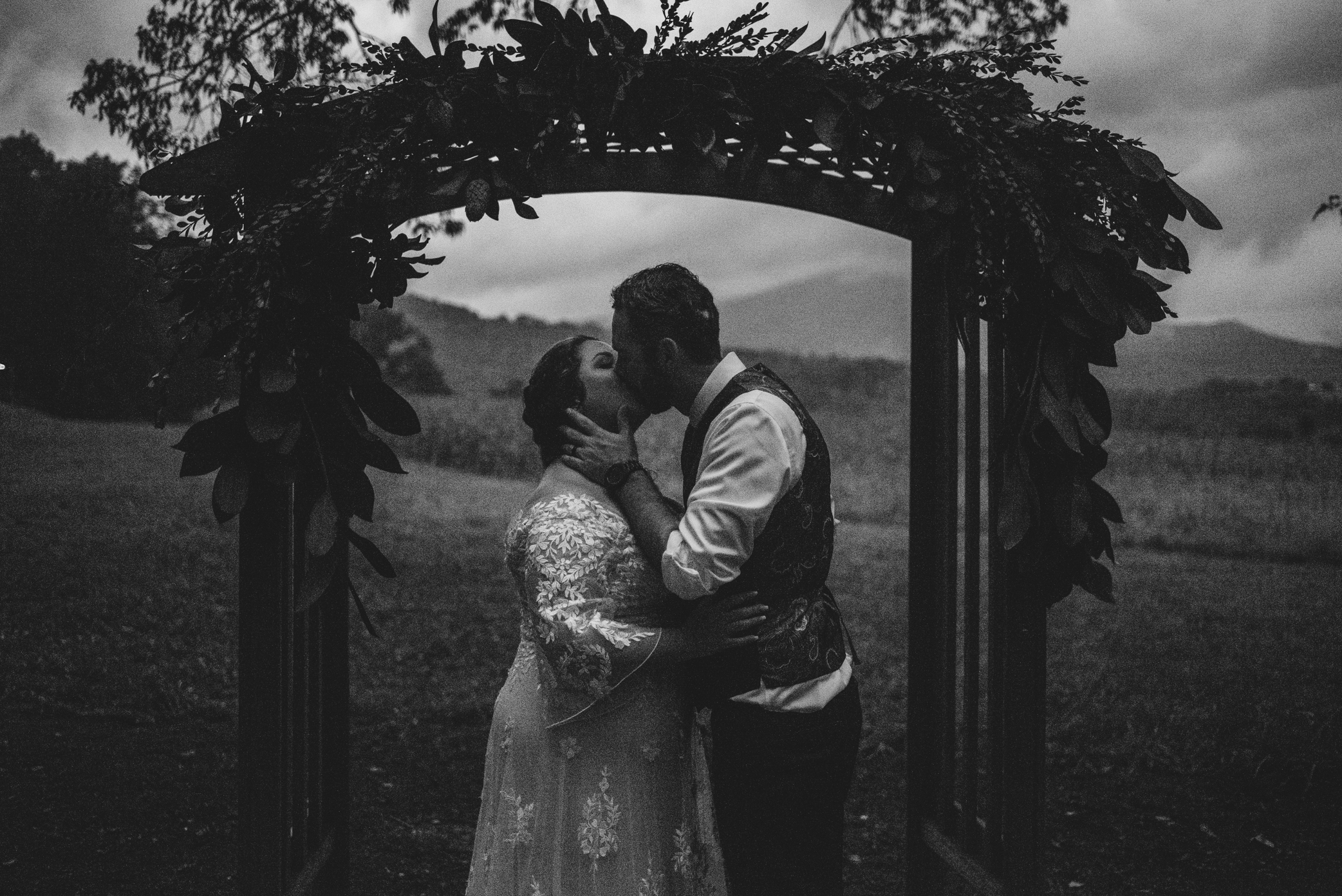Jordan and Danielle - Shenandoah Woods Luray Virginia Wedding - Foggy Mountain and Forest Wedding - White Sails Creative Photography_95.JPG