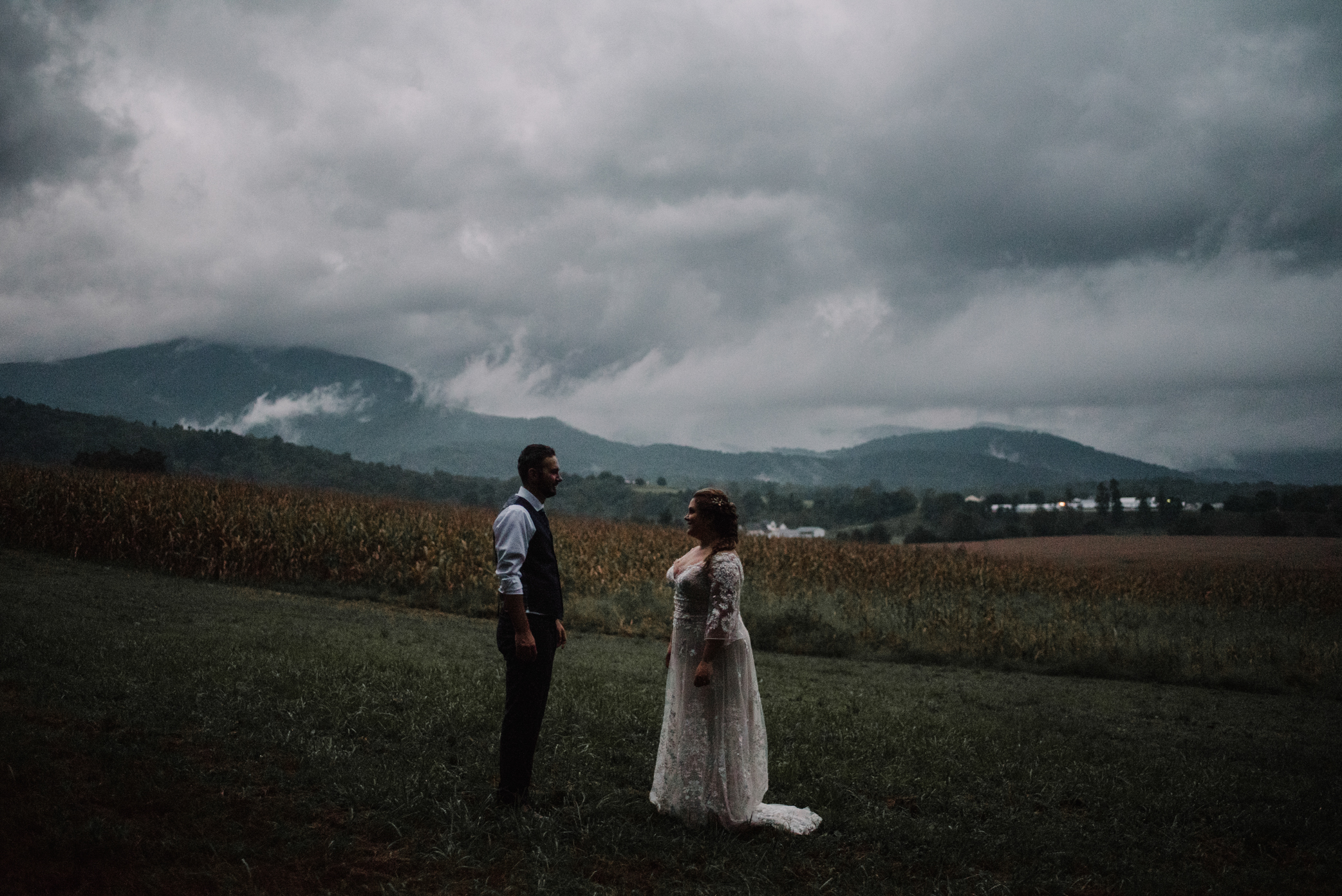Jordan and Danielle - Shenandoah Woods Luray Virginia Wedding - Foggy Mountain and Forest Wedding - White Sails Creative Photography_96.JPG