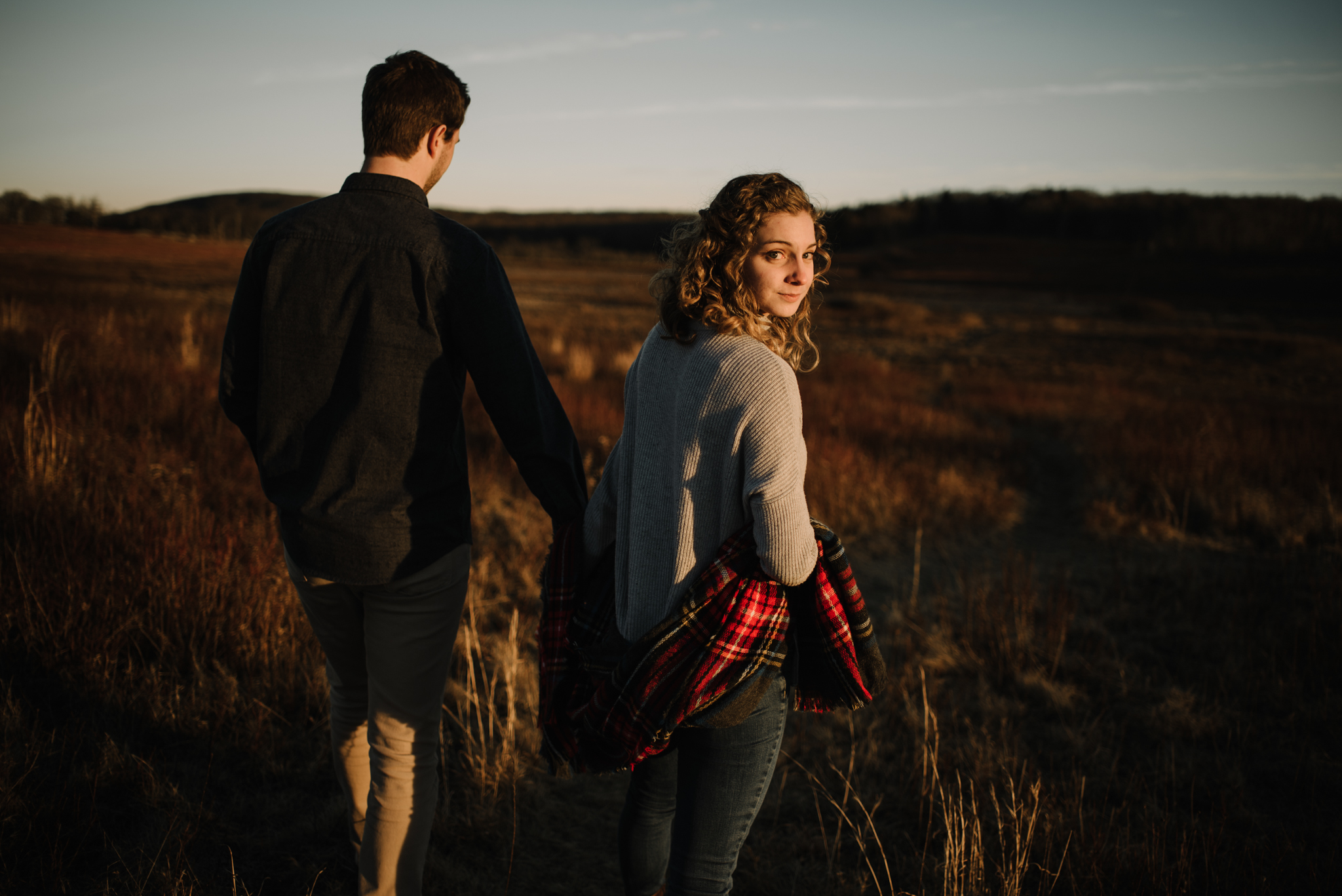 Alli and Mitchell - Shenandoah National Park Adventure Winter Engagement Session on Skyline Drive - White Sails Creative Elopement Photography_46.JPG