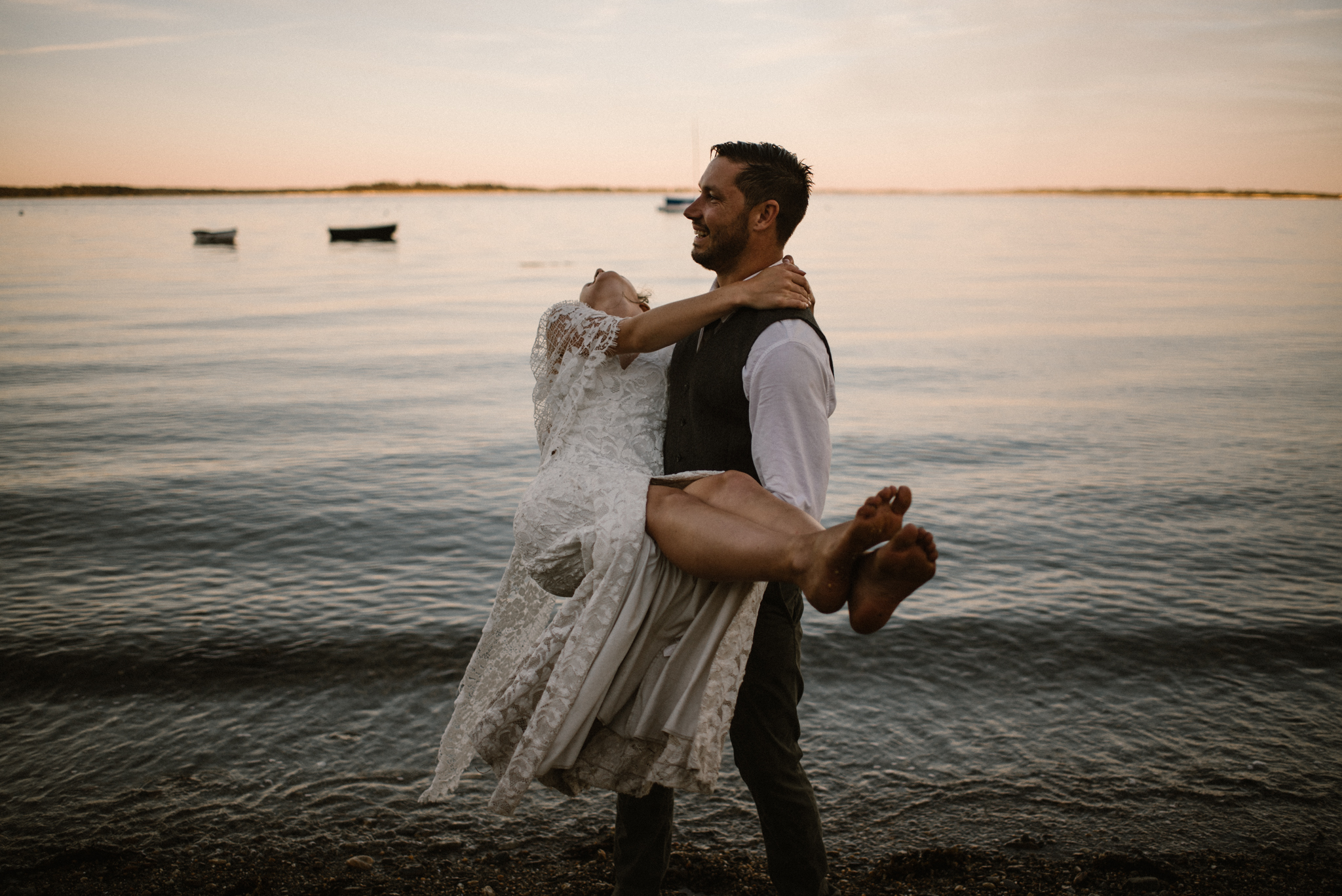 Damian & Jesse - Maine Backyard Wedding - White Sails Creative_5.JPG