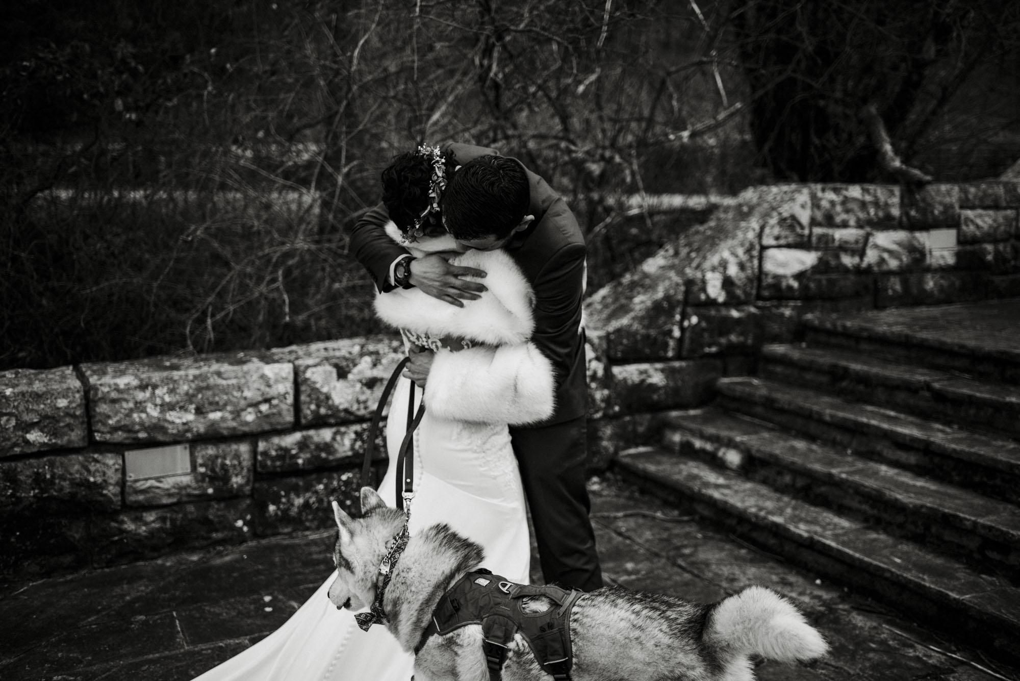 Game of Thrones Elopement - Winter Elopement - Shenandoah National Park Elopement Photographer - Virginia Adventure Photographer - Blue Ridge Parkway Elopement Photographer_8.jpg