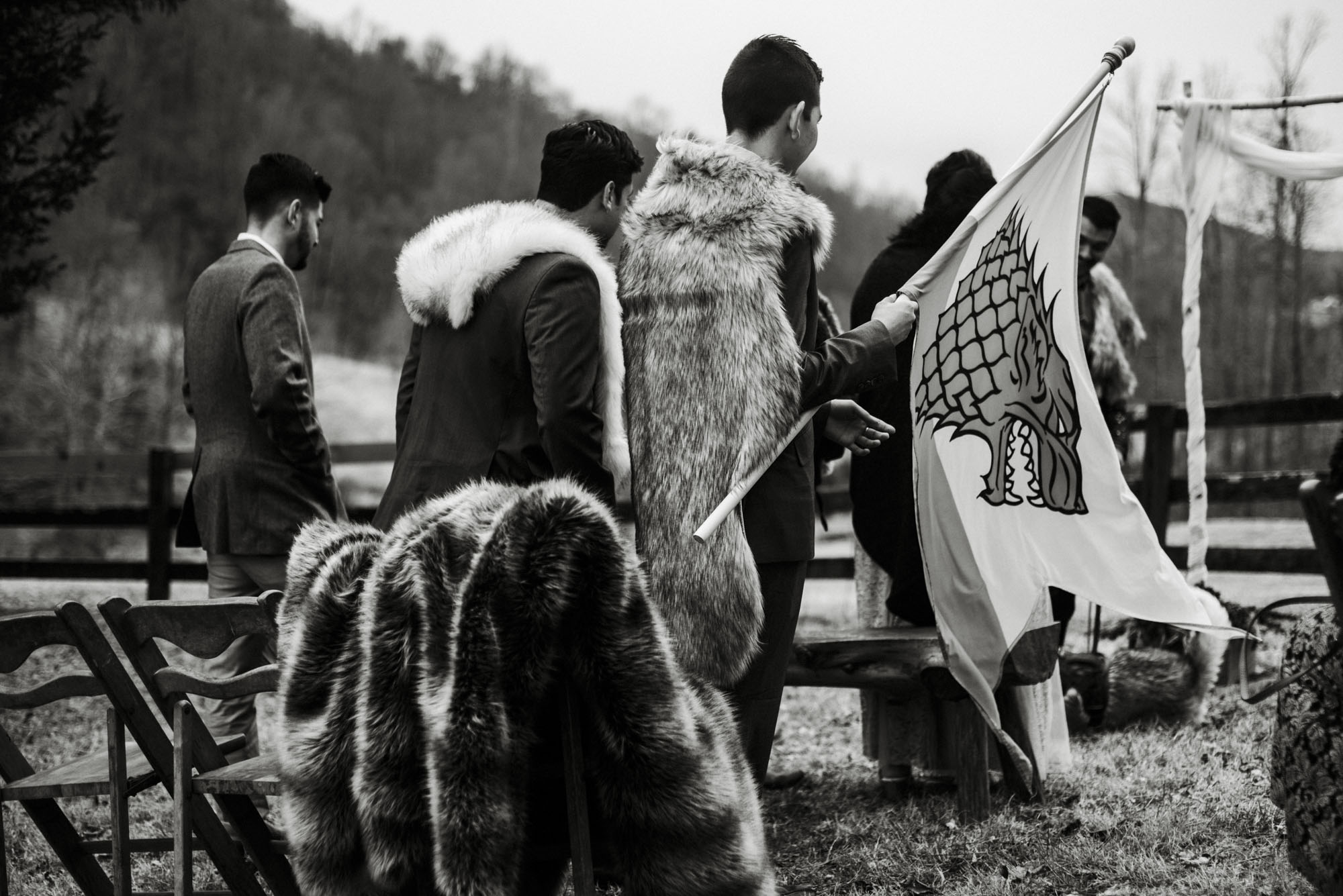 Game of Thrones Elopement - Winter Elopement - Shenandoah National Park Elopement Photographer - Virginia Adventure Photographer - Blue Ridge Parkway Elopement Photographer_32.jpg