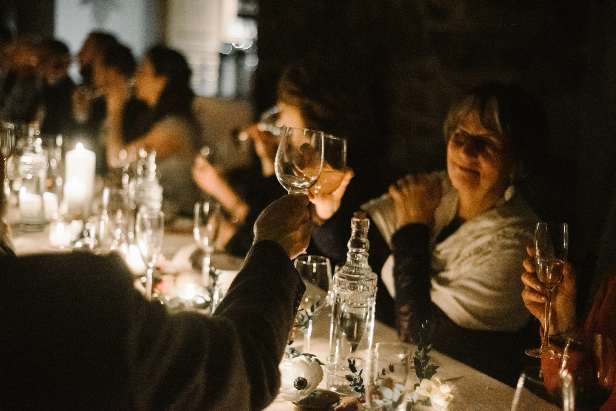 Intimate Dinner Wedding - Small Wedding with Candlelit Dinner - Sperryville Virginia Wedding - Backyard Wedding - Flourish Root Wedding Flowers - White Sails Creative Wedding - Cozy Wedding - Casual Wedding - Intimate Wedding_52.jpg
