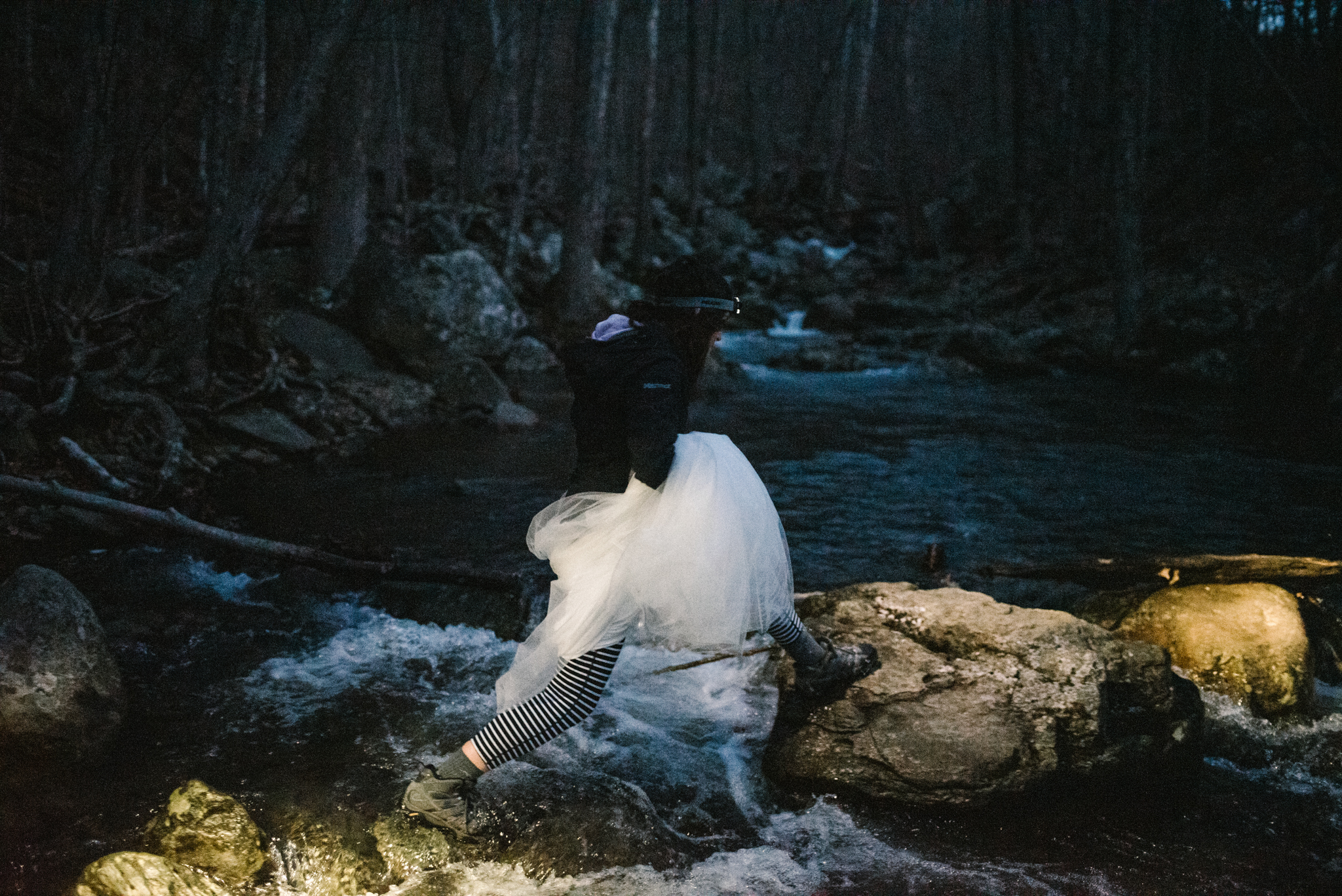 Stephanie and Steve - Shenandoah National Park Elopement - Sunrise Hiking Elopement - Adventurous Elopement - Virginia Elopement Photographer - Shenandoah national Park Wedding Photographer - White Sails Creative_0.jpg
