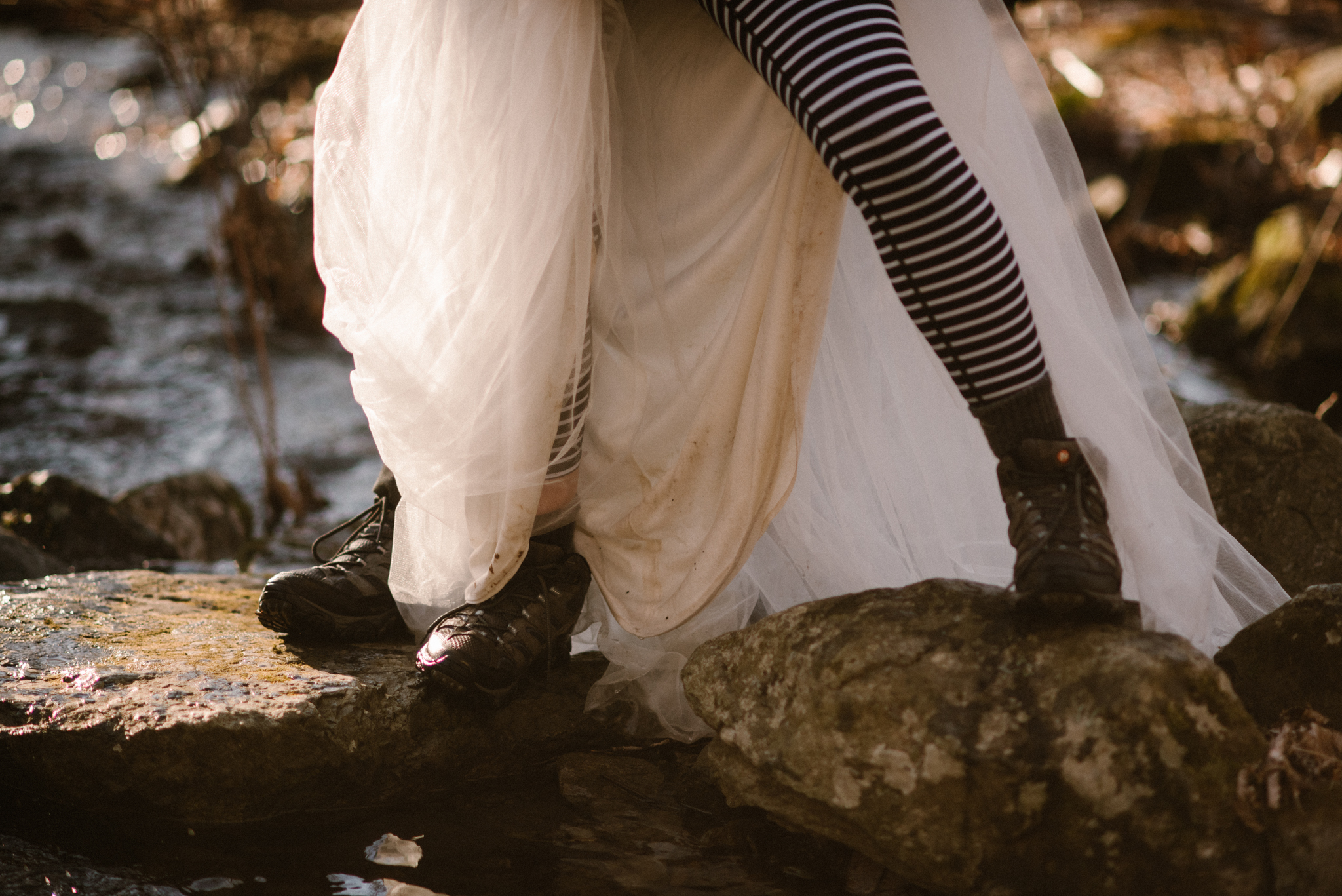 Stephanie and Steve - Shenandoah National Park Elopement - Sunrise Hiking Elopement - Adventurous Elopement - Virginia Elopement Photographer - Shenandoah national Park Wedding Photographer - White Sails Creative_48.jpg