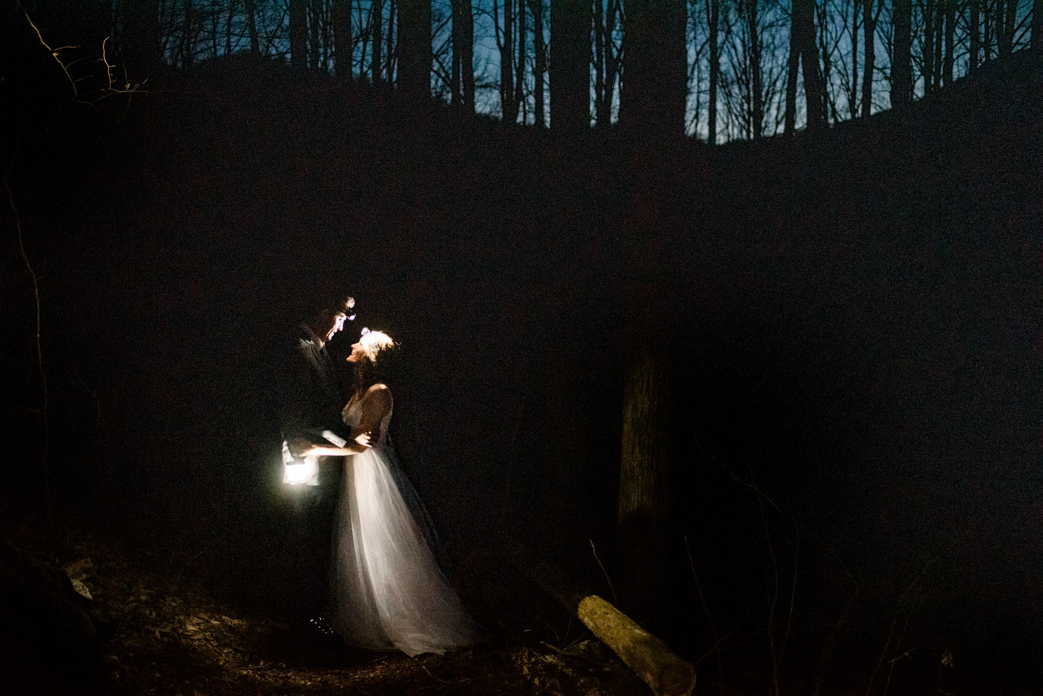 Stephanie and Steve - Shenandoah National Park Elopement - Sunrise Hiking Elopement - Adventurous Elopement - Virginia Elopement Photographer - Shenandoah national Park Wedding Photographer - White Sails Creative.jpg