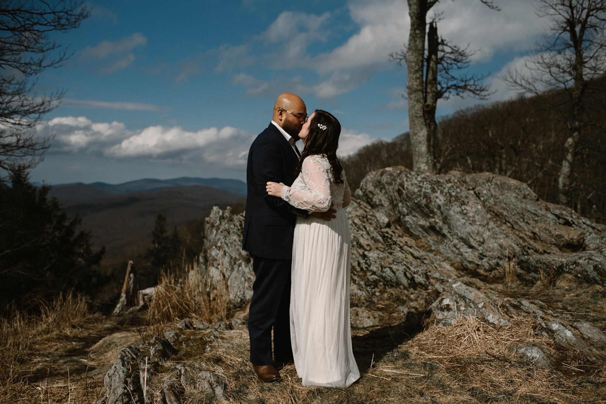 Emma and Jeddah - Intimate Luray Wedding - Shenandoah National Park Wedding - Adventure Elopement in Virginia - Shenandoah National Park Elopement_28.jpg