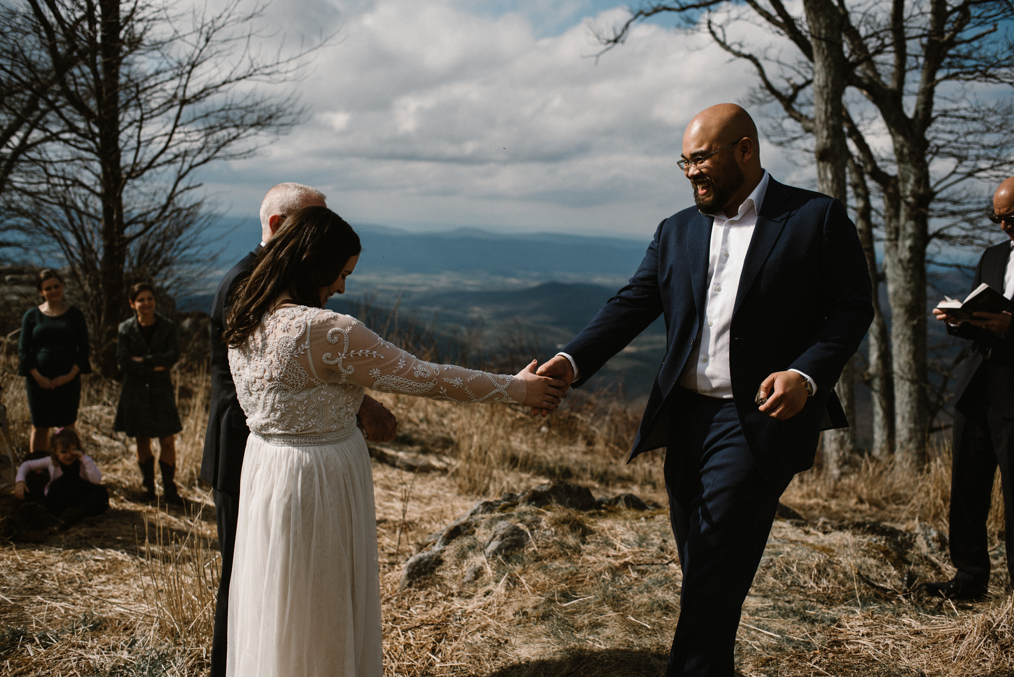 Emma and Jeddah - Intimate Luray Wedding - Shenandoah National Park Wedding - Adventure Elopement in Virginia - Shenandoah National Park Elopement_32.jpg