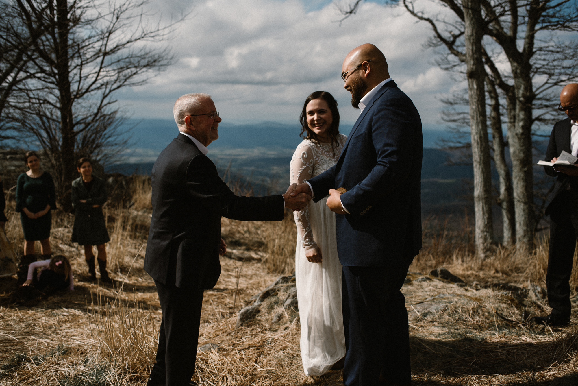 Emma and Jeddah - Intimate Luray Wedding - Shenandoah National Park Wedding - Adventure Elopement in Virginia - Shenandoah National Park Elopement_33.jpg
