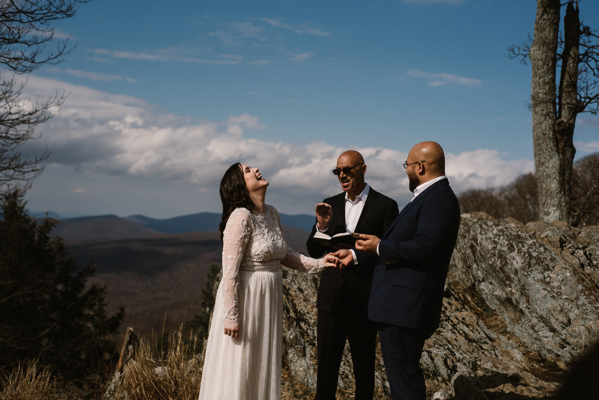 Emma and Jeddah - Intimate Luray Wedding - Shenandoah National Park Wedding - Adventure Elopement in Virginia - Shenandoah National Park Elopement_35.jpg