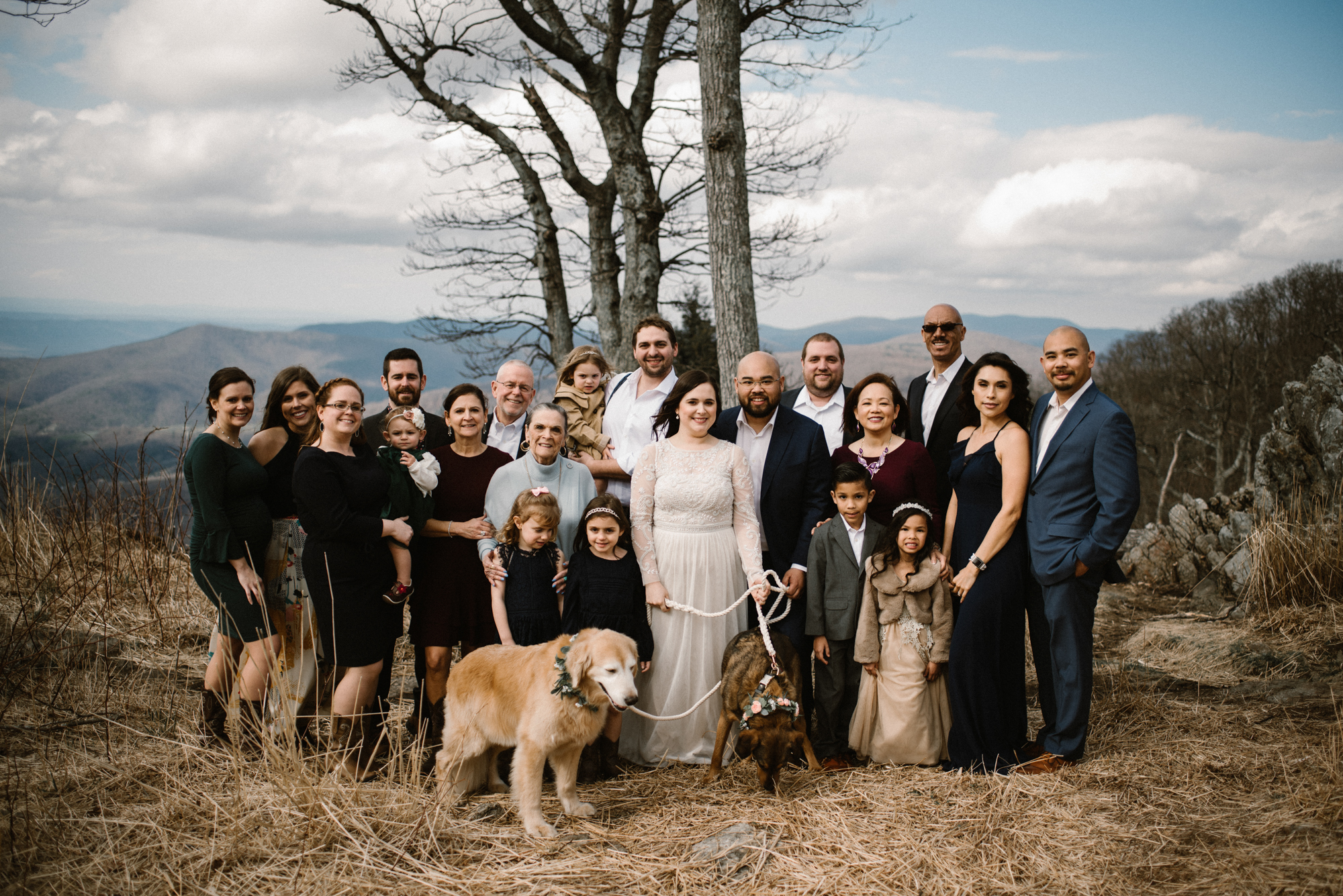 Emma and Jeddah - Intimate Luray Wedding - Shenandoah National Park Wedding - Adventure Elopement in Virginia - Shenandoah National Park Elopement_39.jpg