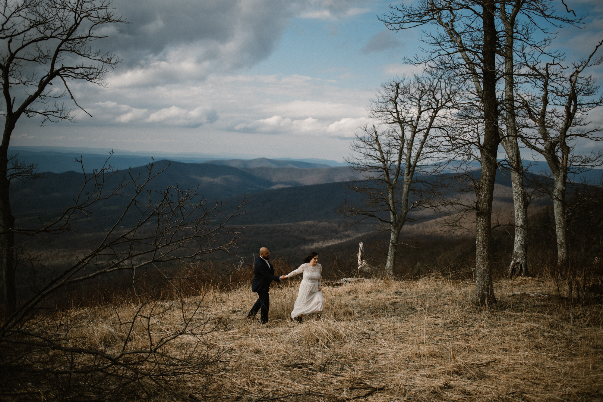 Emma and Jeddah - Intimate Luray Wedding - Shenandoah National Park Wedding - Adventure Elopement in Virginia - Shenandoah National Park Elopement_40.jpg