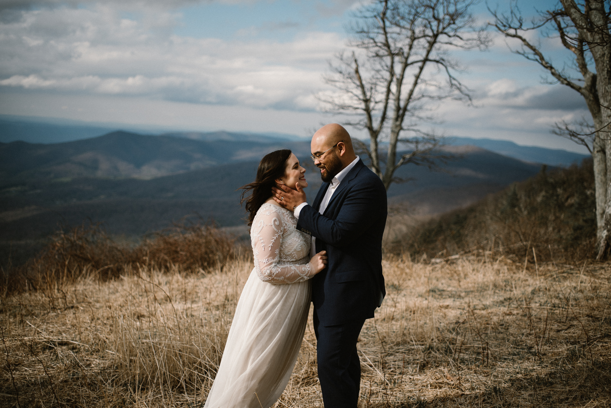 Emma and Jeddah - Intimate Luray Wedding - Shenandoah National Park Wedding - Adventure Elopement in Virginia - Shenandoah National Park Elopement_44.jpg