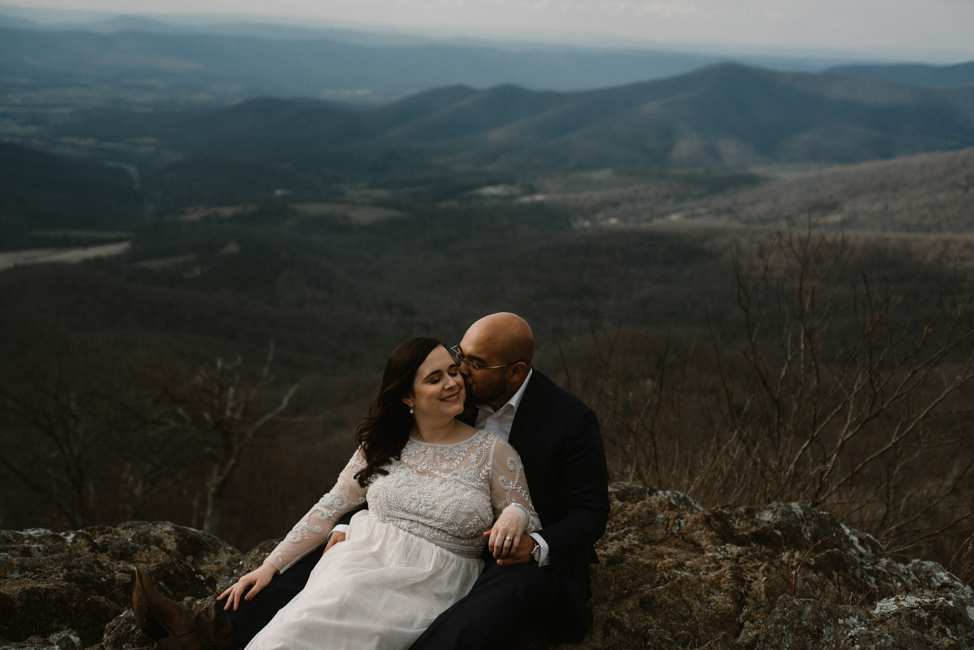 Emma and Jeddah - Intimate Luray Wedding - Shenandoah National Park Wedding - Adventure Elopement in Virginia - Shenandoah National Park Elopement_59.jpg