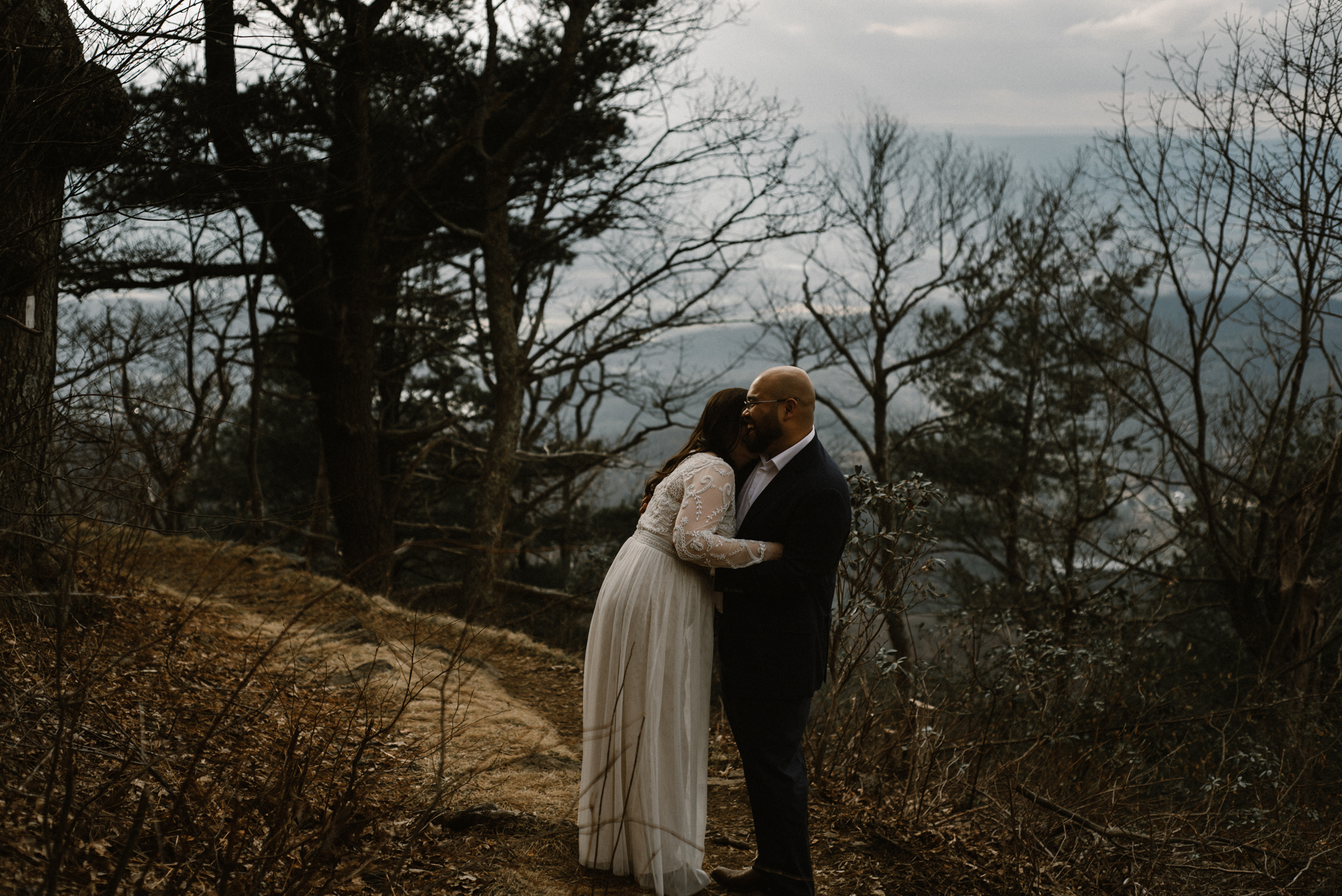 Emma and Jeddah - Intimate Luray Wedding - Shenandoah National Park Wedding - Adventure Elopement in Virginia - Shenandoah National Park Elopement_65.jpg