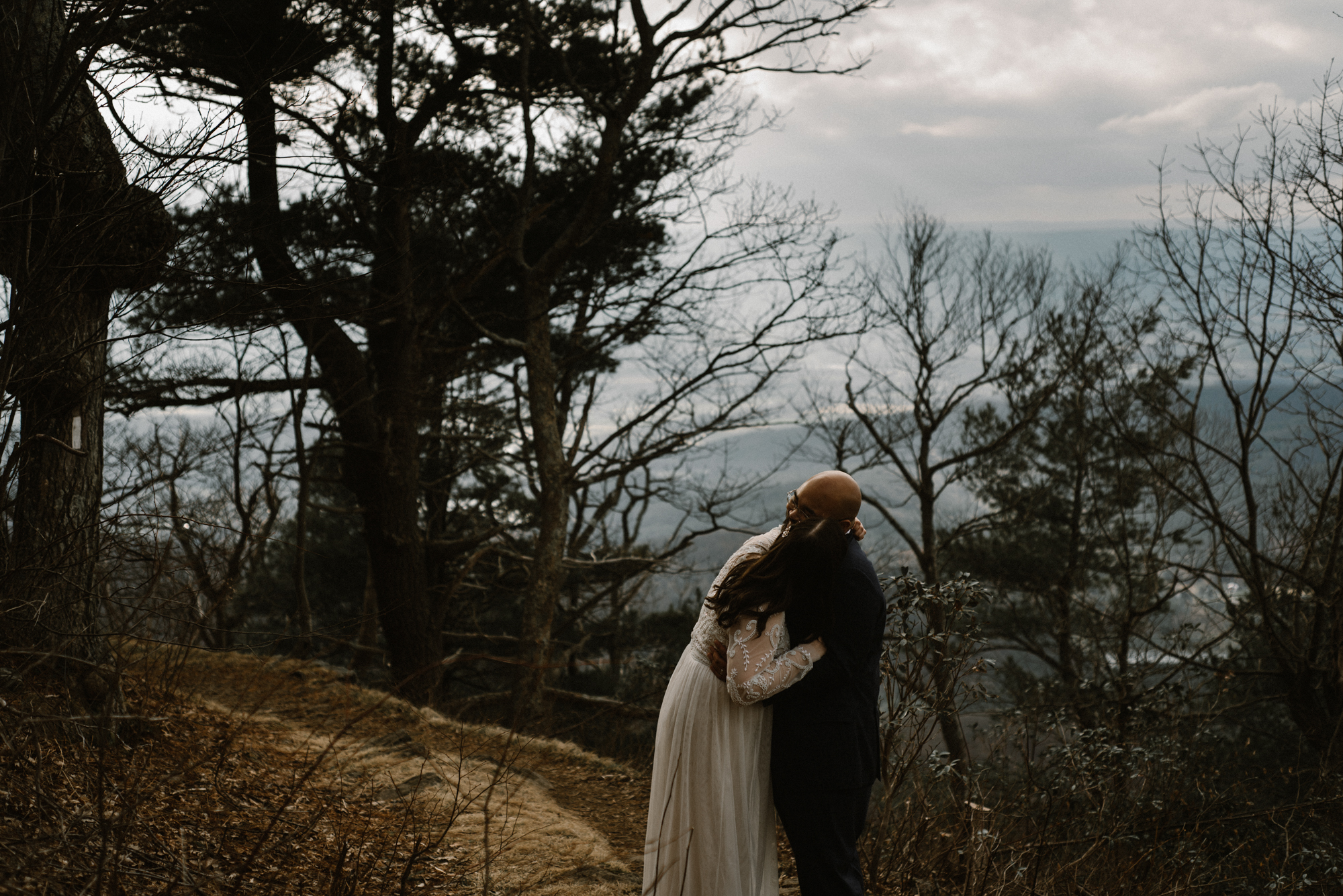 Emma and Jeddah - Intimate Luray Wedding - Shenandoah National Park Wedding - Adventure Elopement in Virginia - Shenandoah National Park Elopement_66.jpg