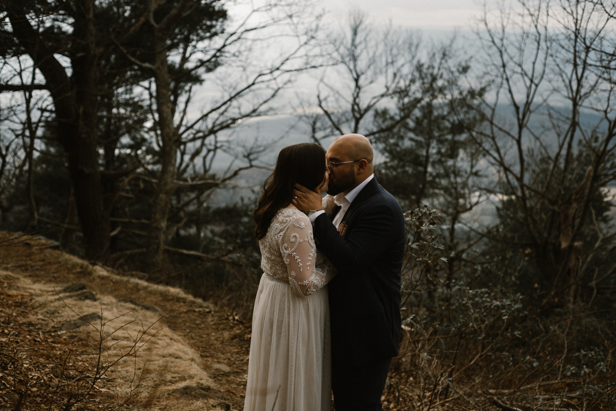 Emma and Jeddah - Intimate Luray Wedding - Shenandoah National Park Wedding - Adventure Elopement in Virginia - Shenandoah National Park Elopement_69.jpg