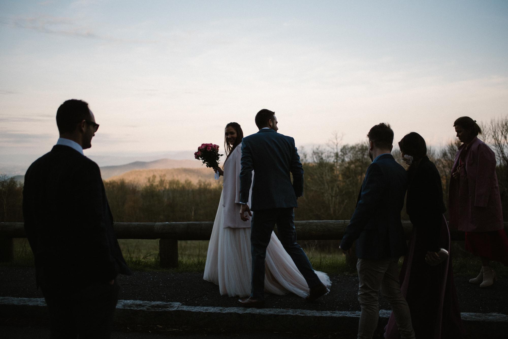 Paula and Andrew - Small Adventurous Wedding in Shenandoah National Park - Blue Ridge Mountain Wedding - White Sails Creative - Mountain Elopement_12.jpg
