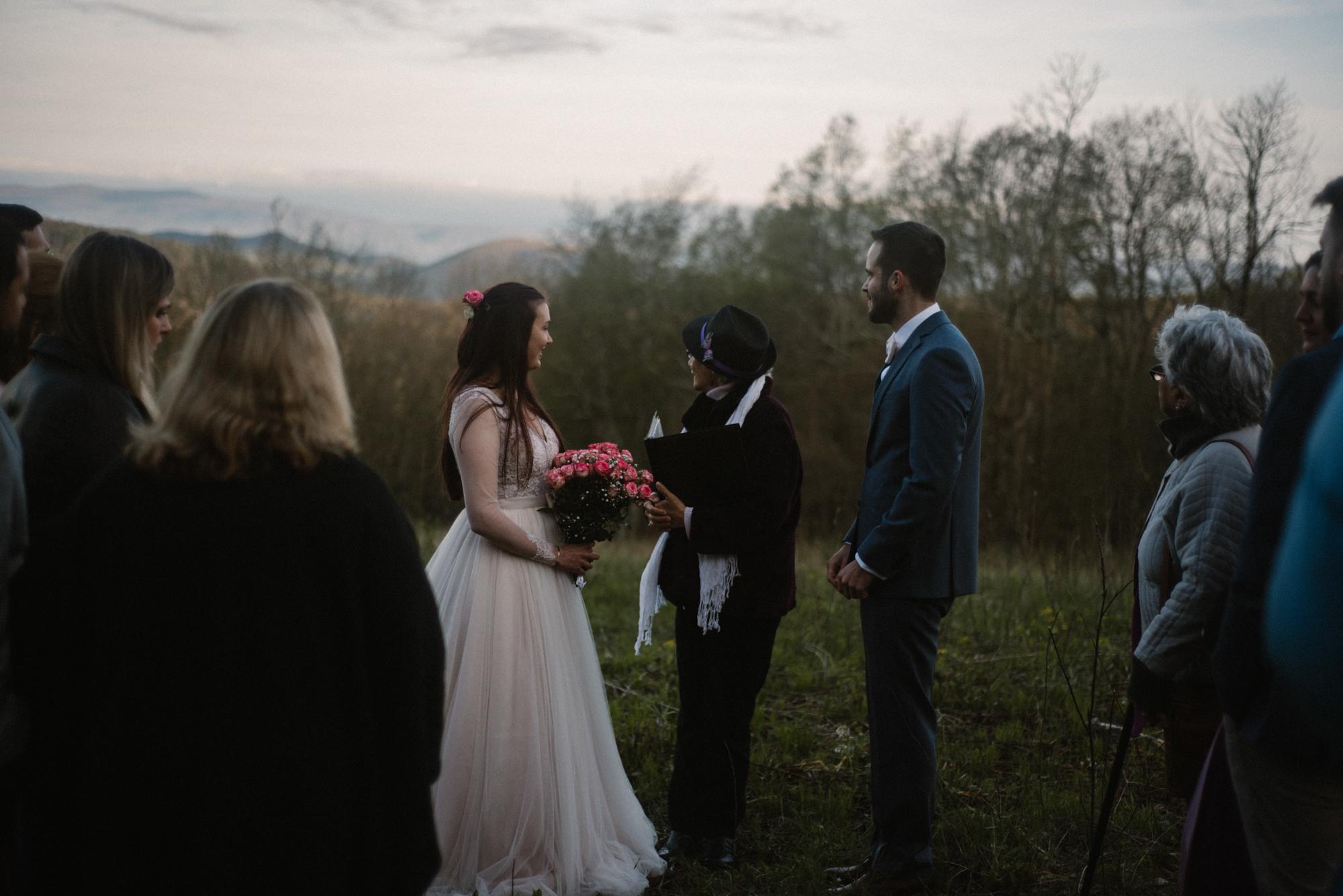 Paula and Andrew - Small Adventurous Wedding in Shenandoah National Park - Blue Ridge Mountain Wedding - White Sails Creative - Mountain Elopement_16.jpg